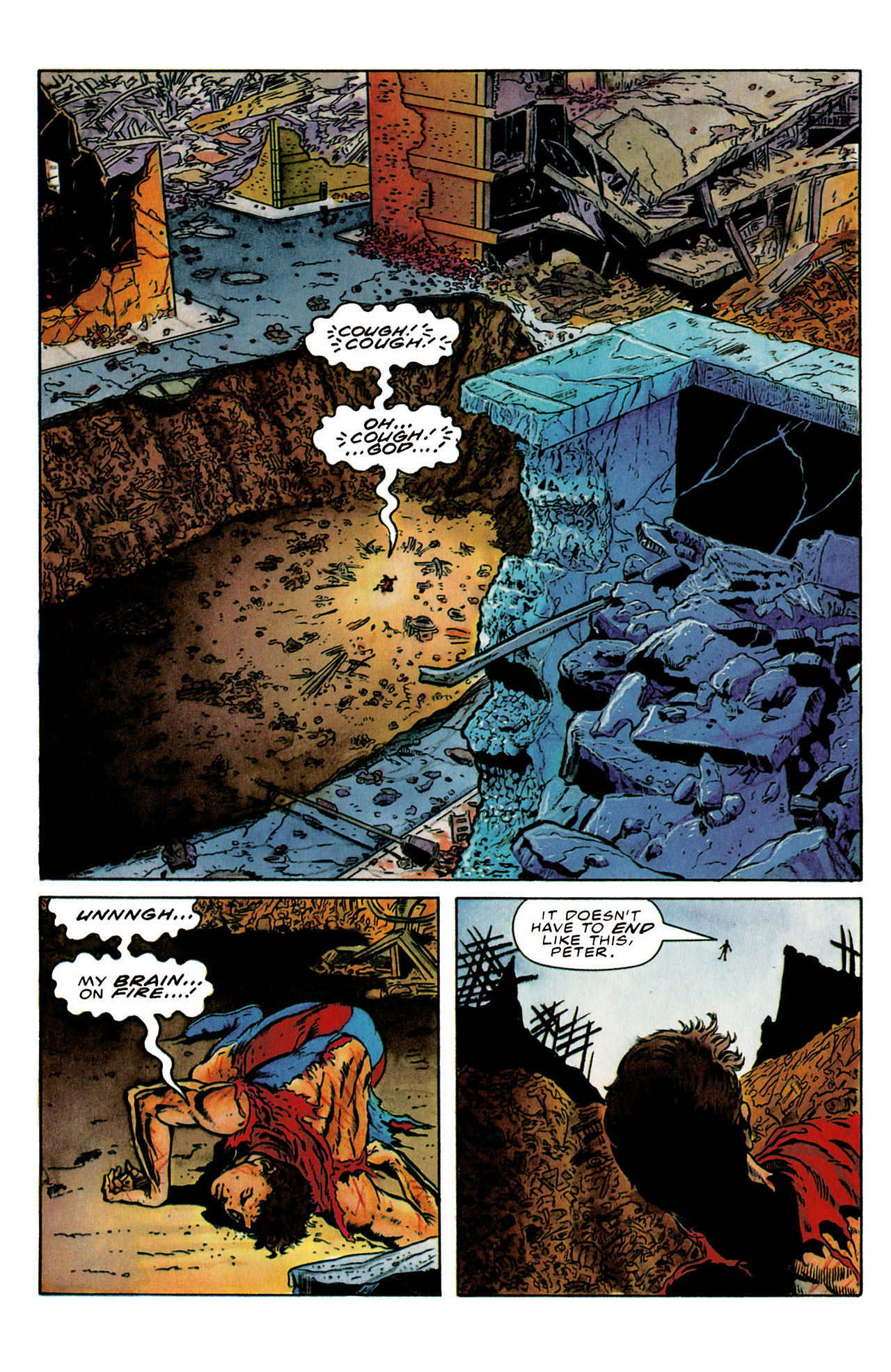 Read online Harbinger (1992) comic -  Issue #25 - 26