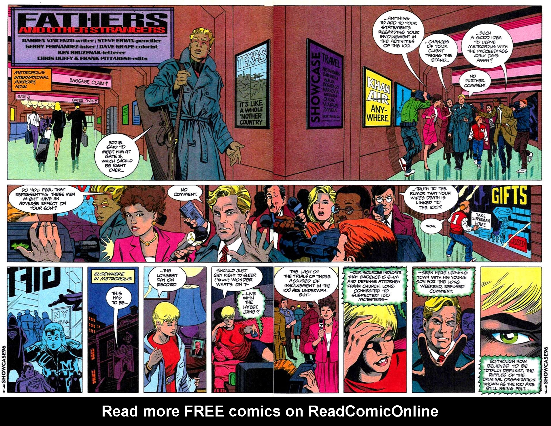 Read online Showcase '96 comic -  Issue #5 - 3