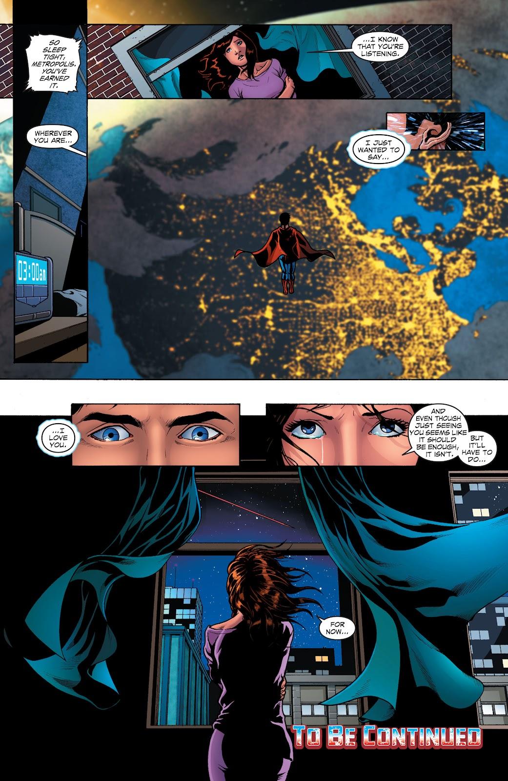 Read online Smallville Season 11 [II] comic -  Issue # TPB 1 - 132