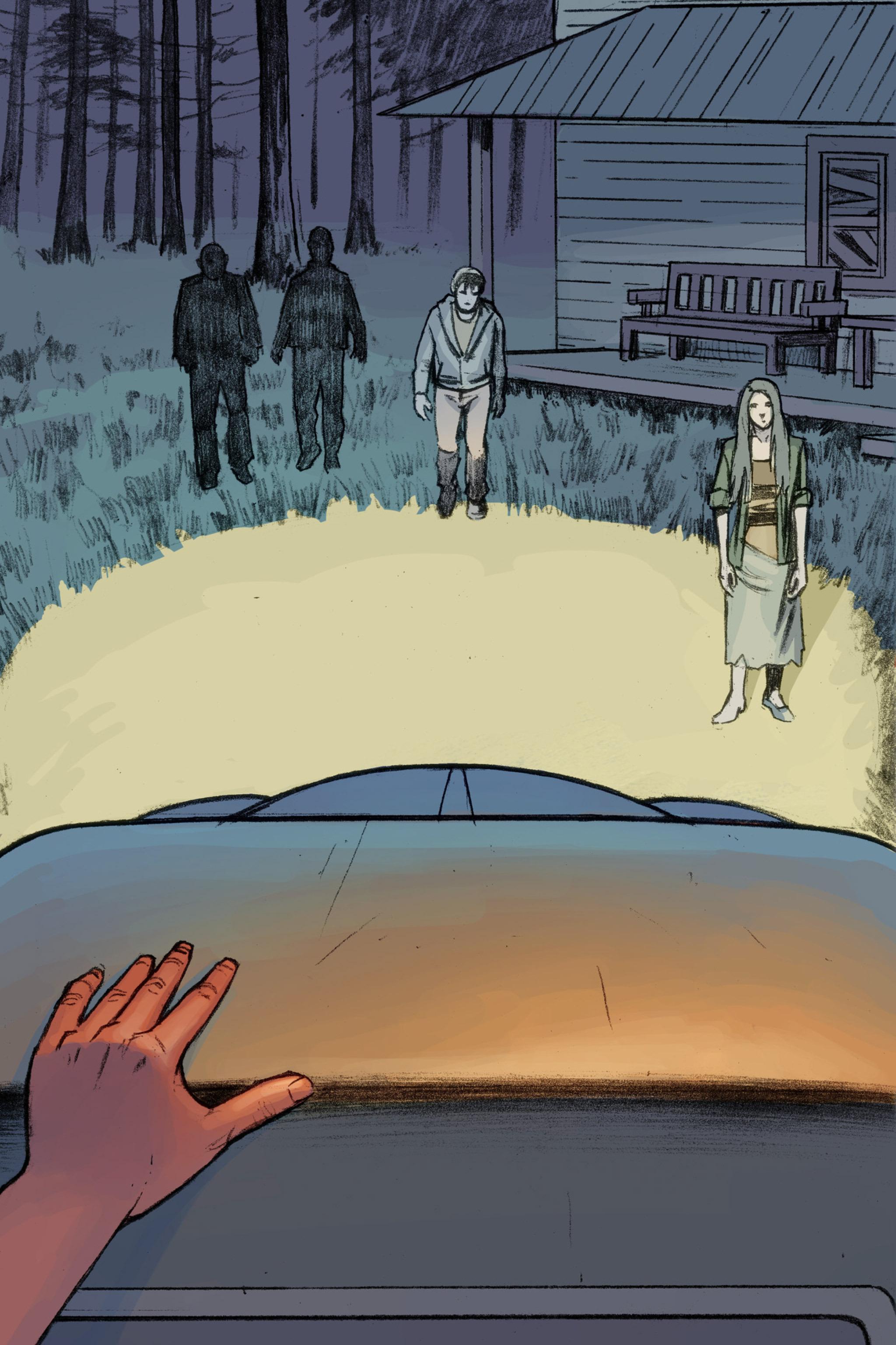 Read online Soul comic -  Issue #2 - 92