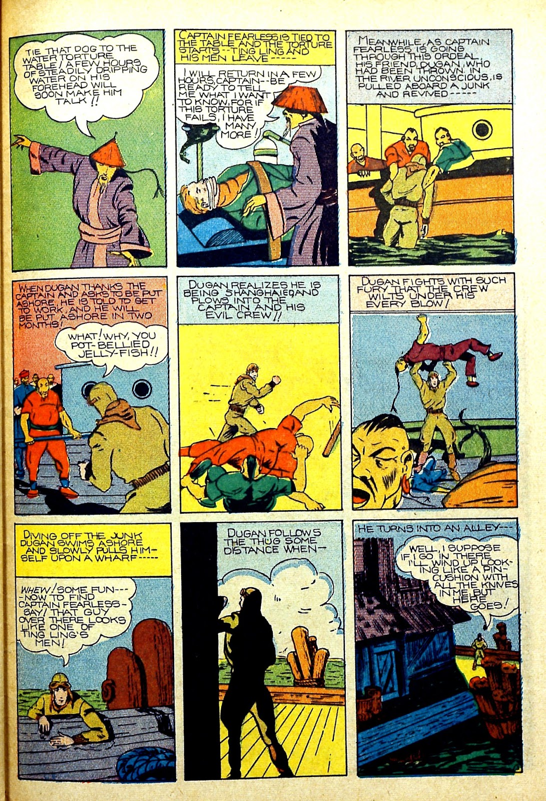 Read online Silver Streak Comics comic -  Issue #22 - 51