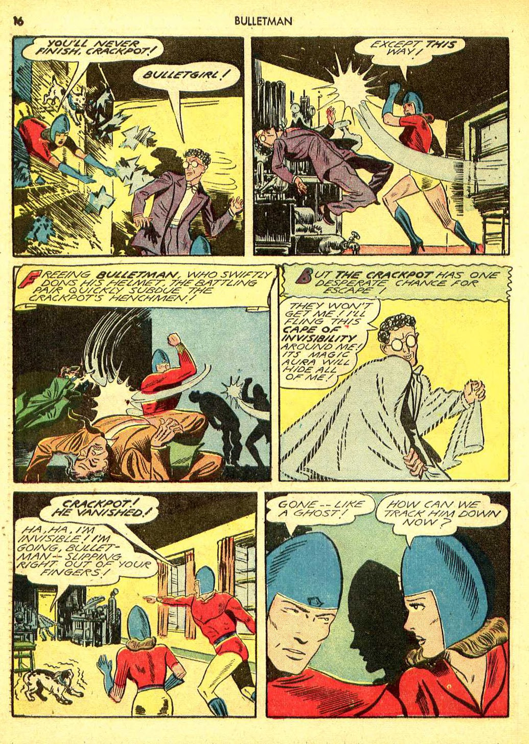 Bulletman issue 12 - Page 15