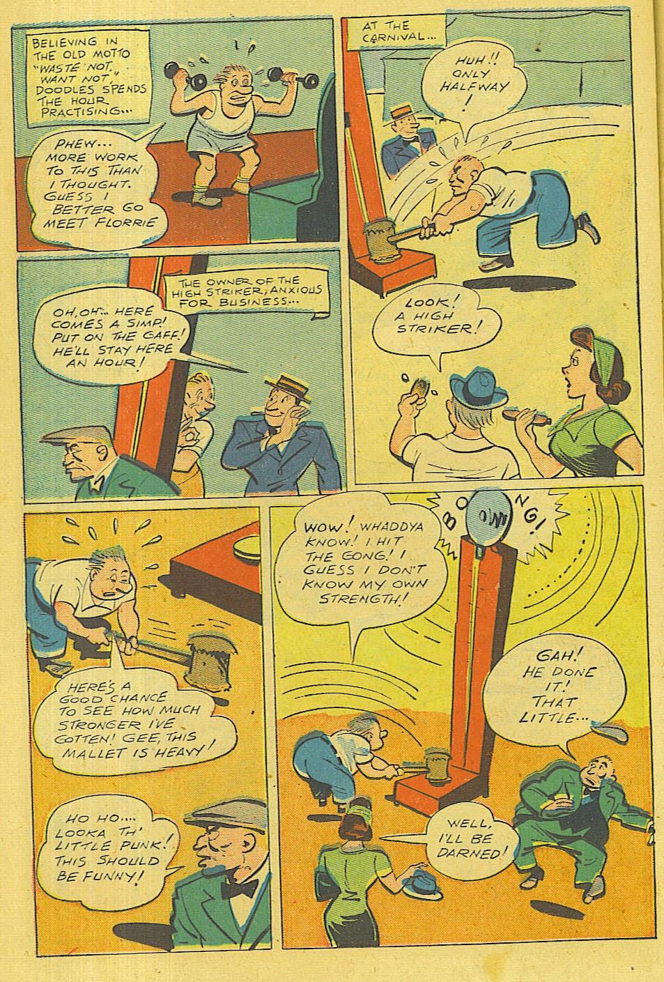 Read online Super-Magician Comics comic -  Issue #42 - 37