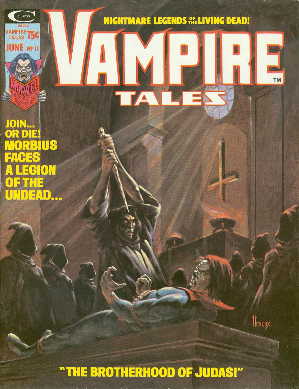 Vampire Tales 11 Page 1