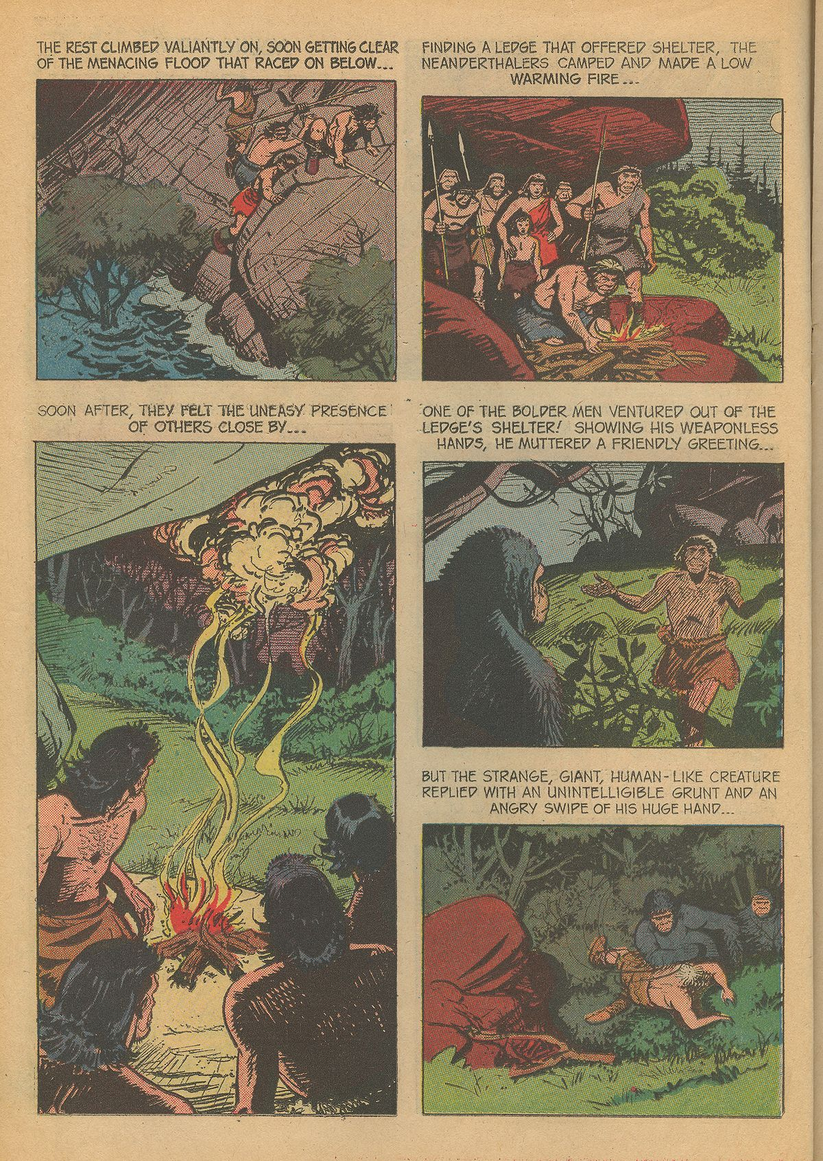 Read online Turok, Son of Stone comic -  Issue #60 - 14
