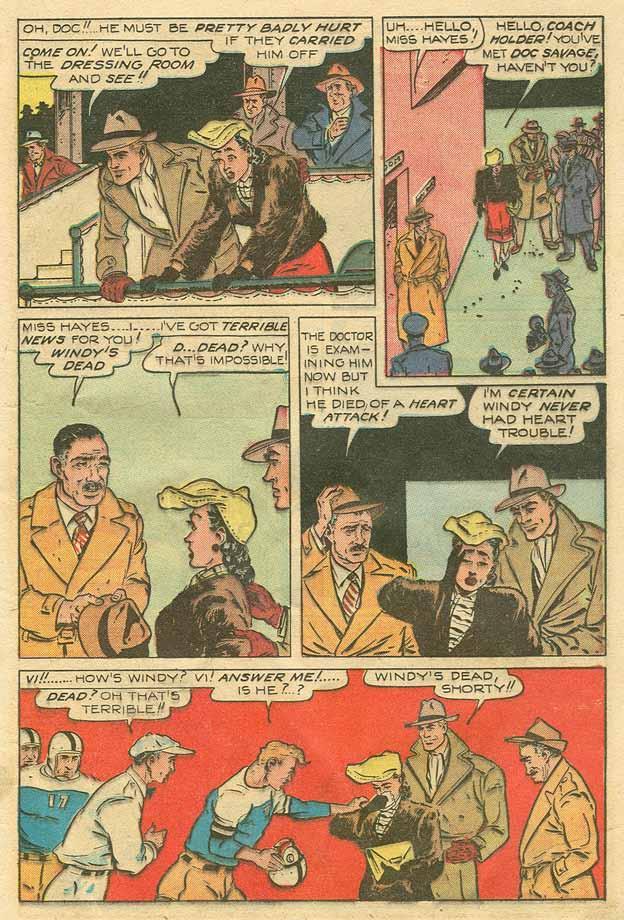 Read online Shadow Comics comic -  Issue #79 - 20