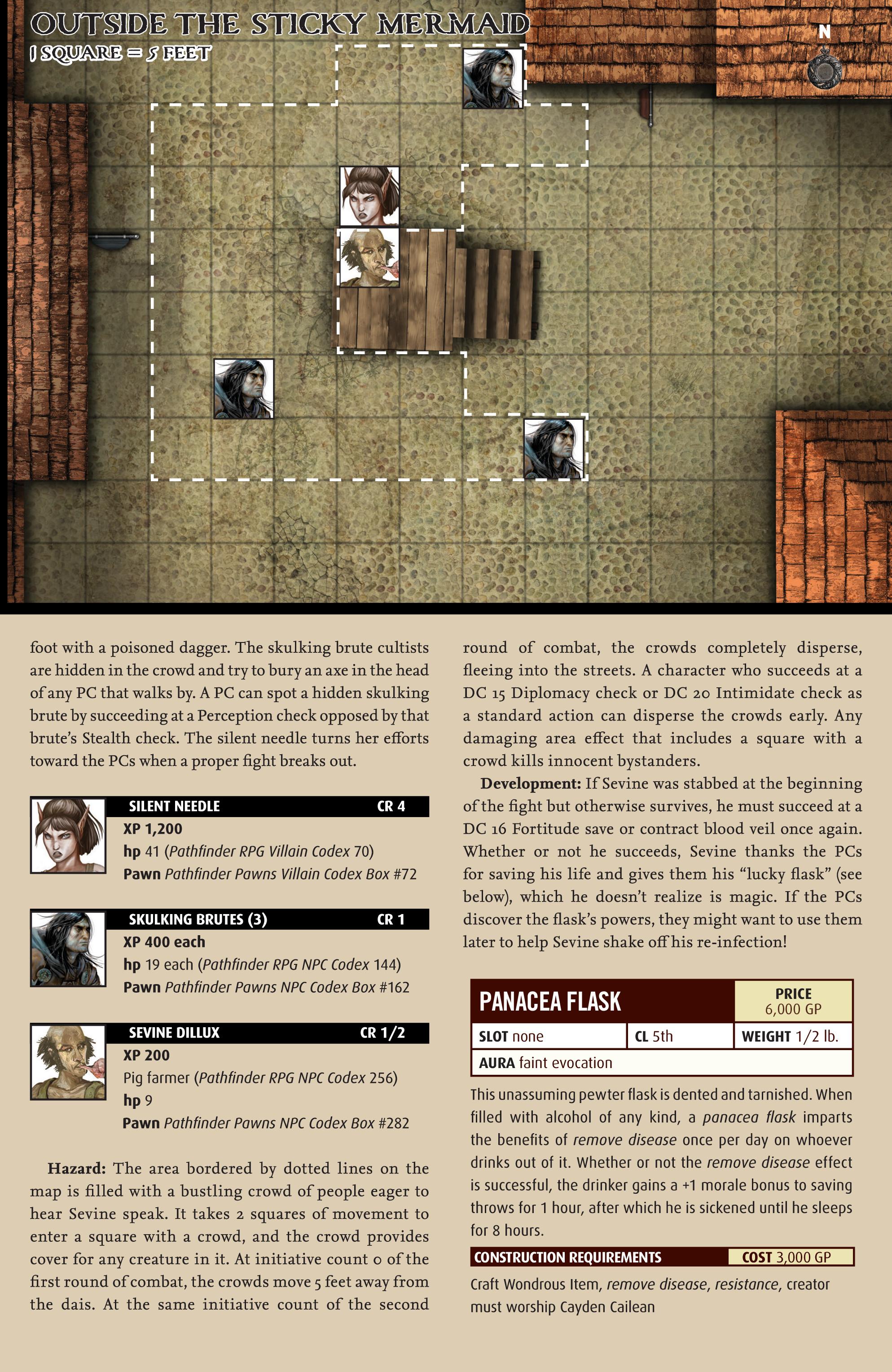 Read online Pathfinder: Runescars comic -  Issue #1 - 31