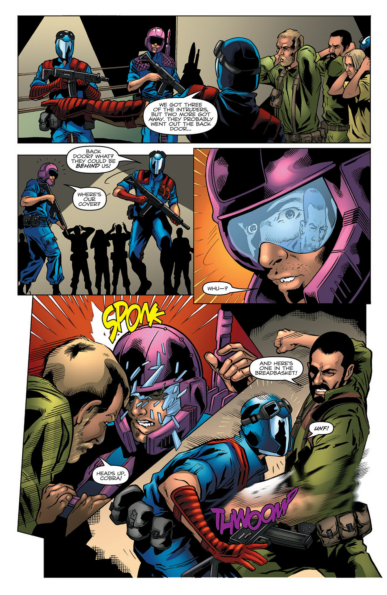 G.I. Joe: A Real American Hero 184 Page 14