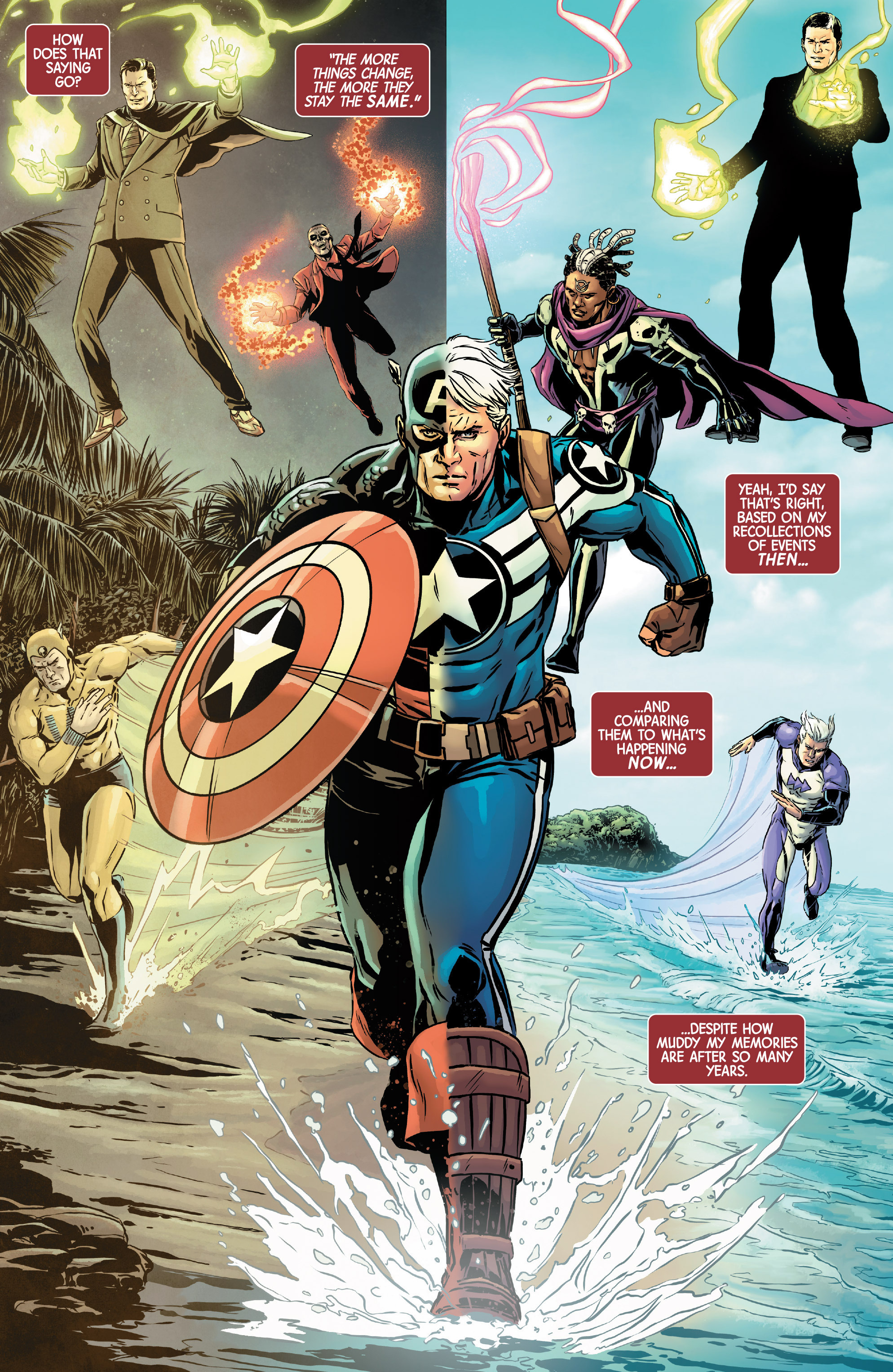 Read online Uncanny Avengers [II] comic -  Issue # _Annual 1 - 3