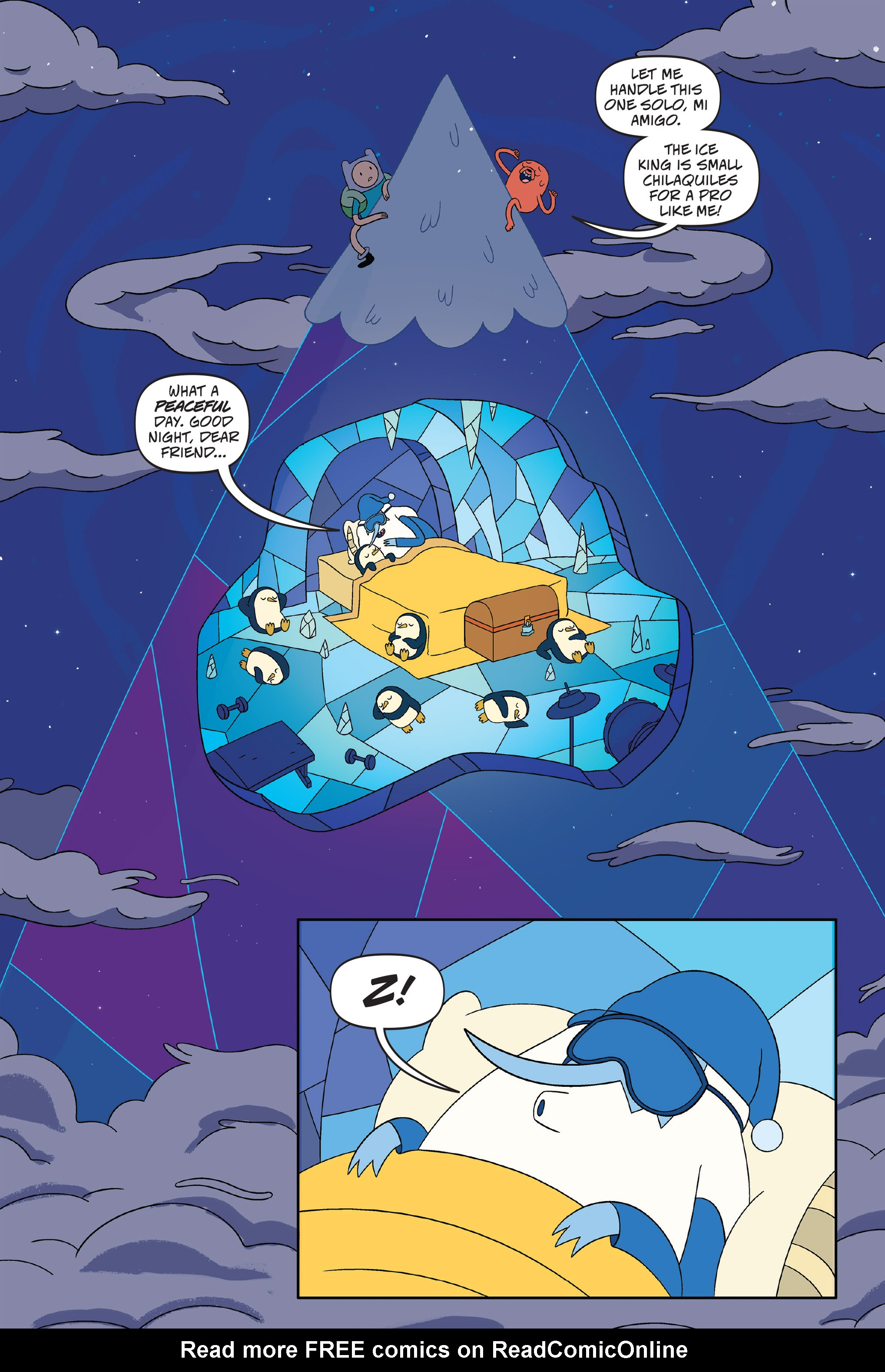 Read online Adventure Time: The Four Castles comic -  Issue #Adventure Time: The Four Castles TPB - 20