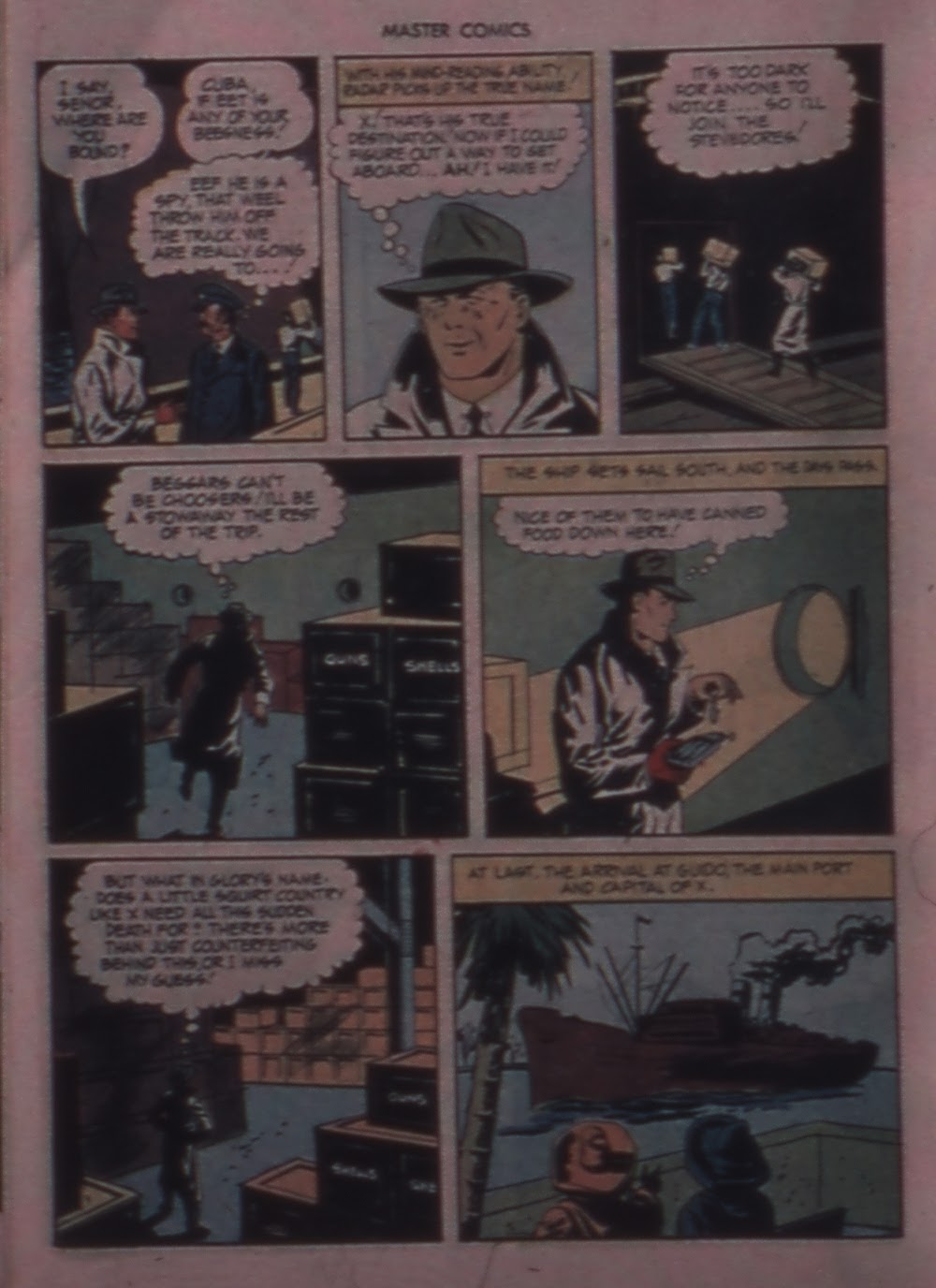 Master Comics issue 51 - Page 34