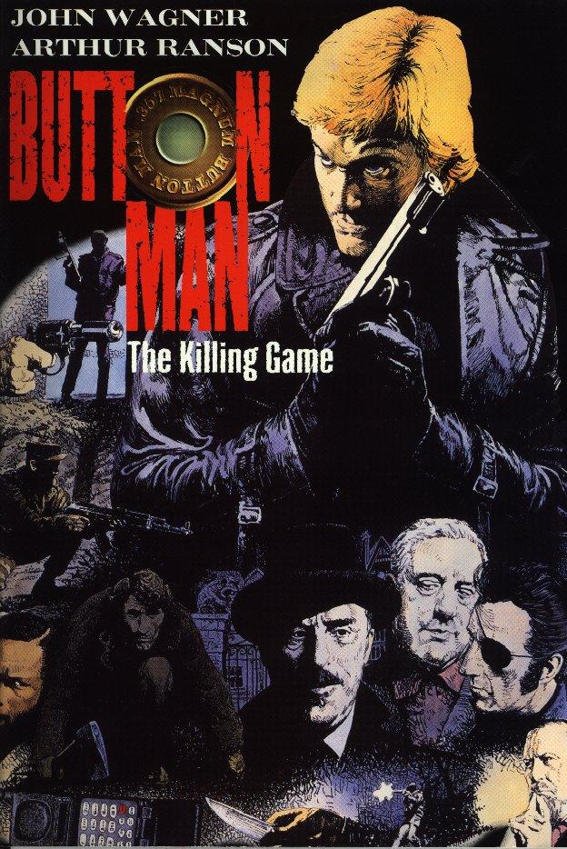 Button Man TPB Page 1