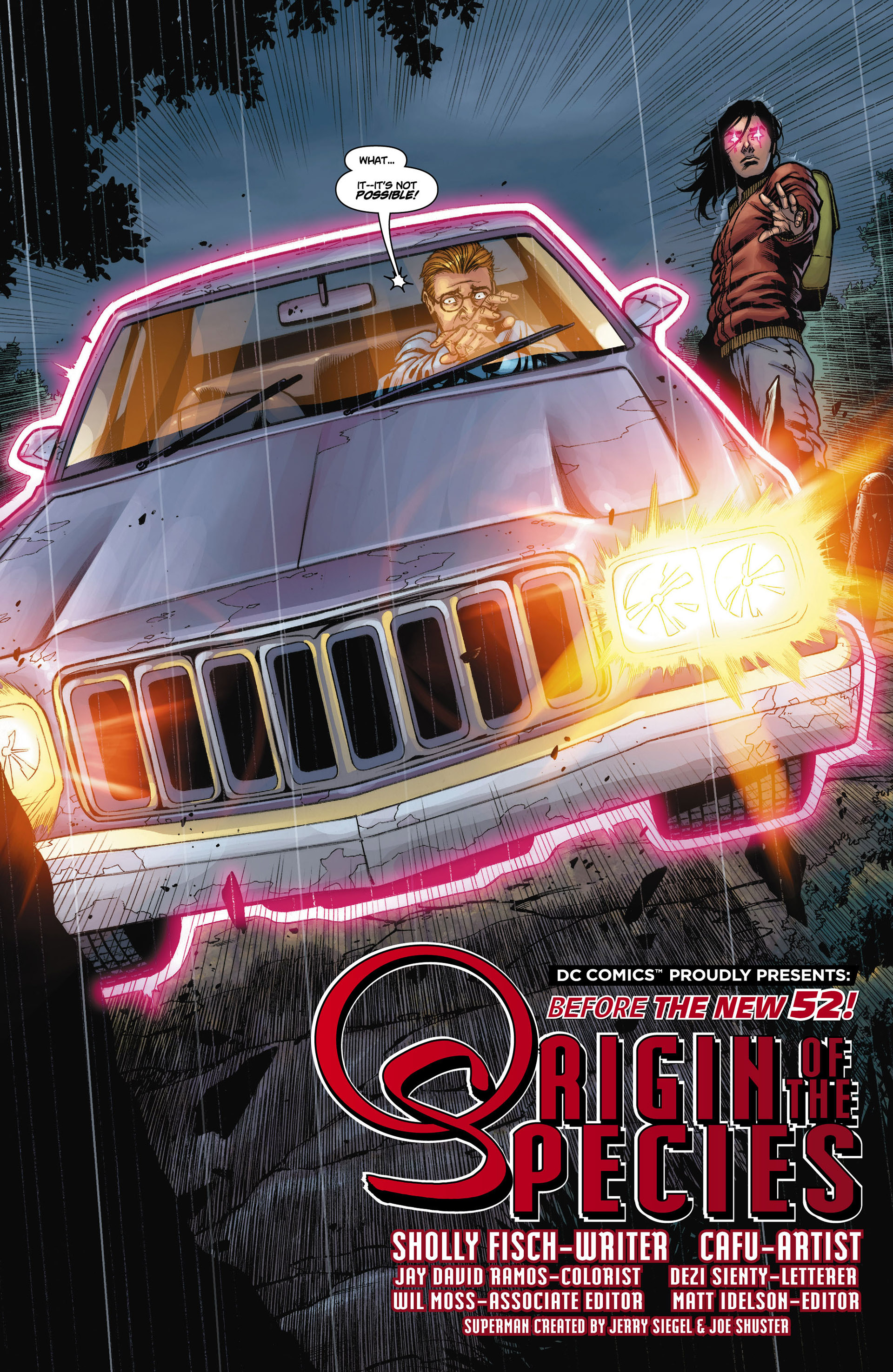 Read online Action Comics (2011) comic -  Issue #0 - 25