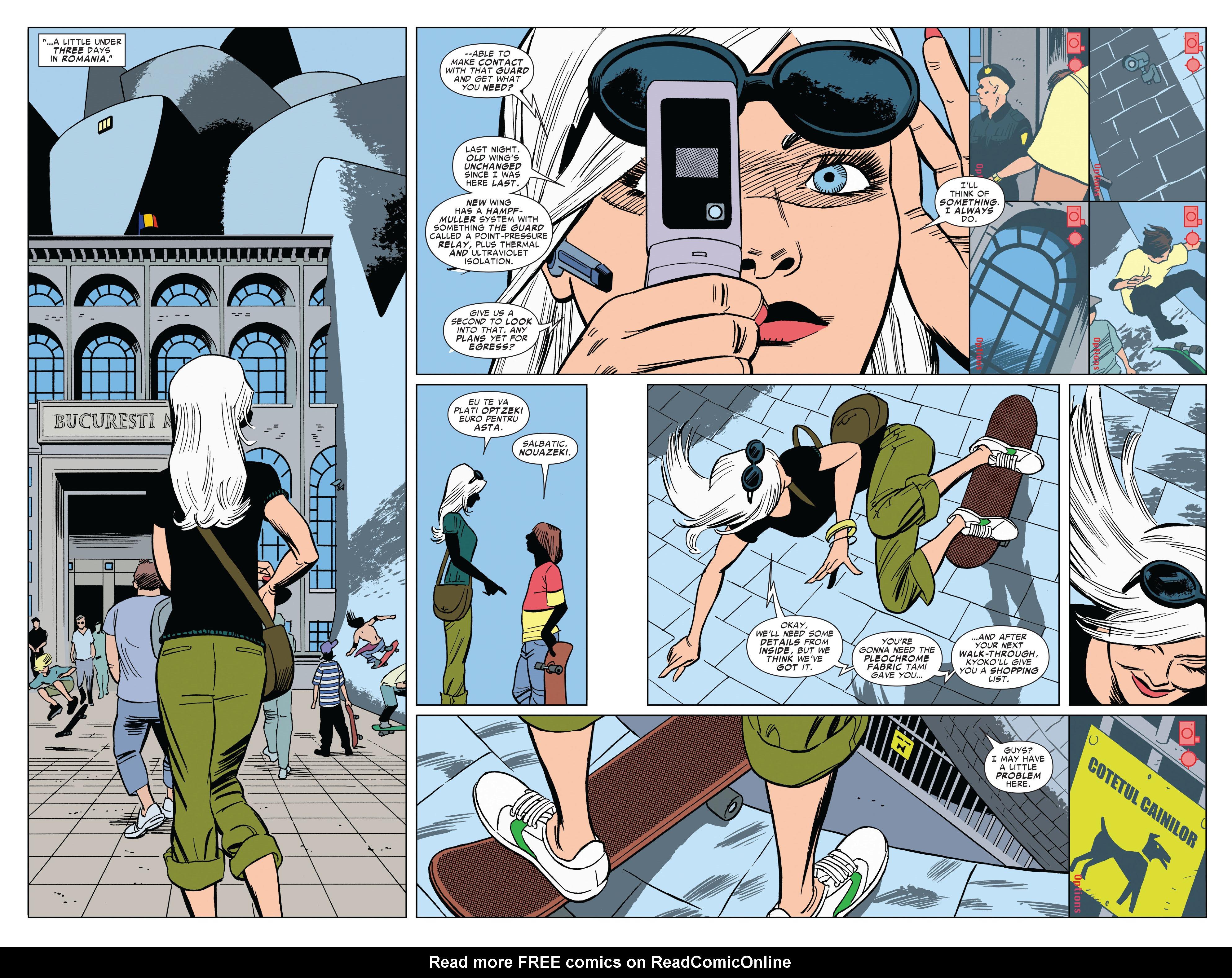 Read online Amazing Spider-Man Presents: Black Cat comic -  Issue #2 - 12