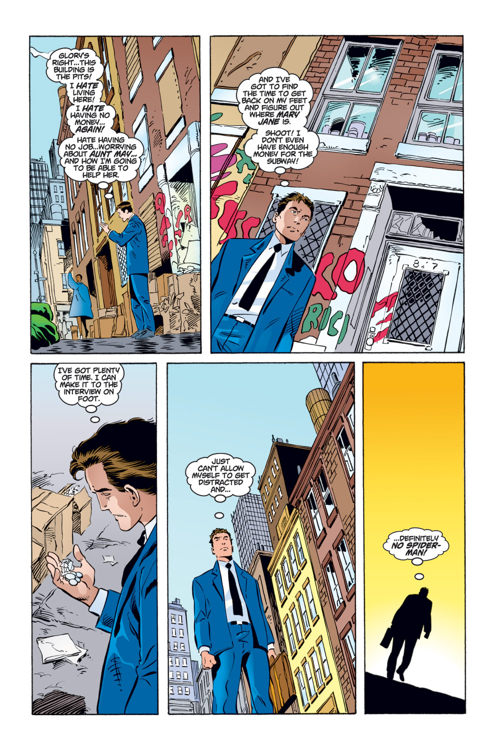 The Amazing Spider-Man (1999) 17 Page 4