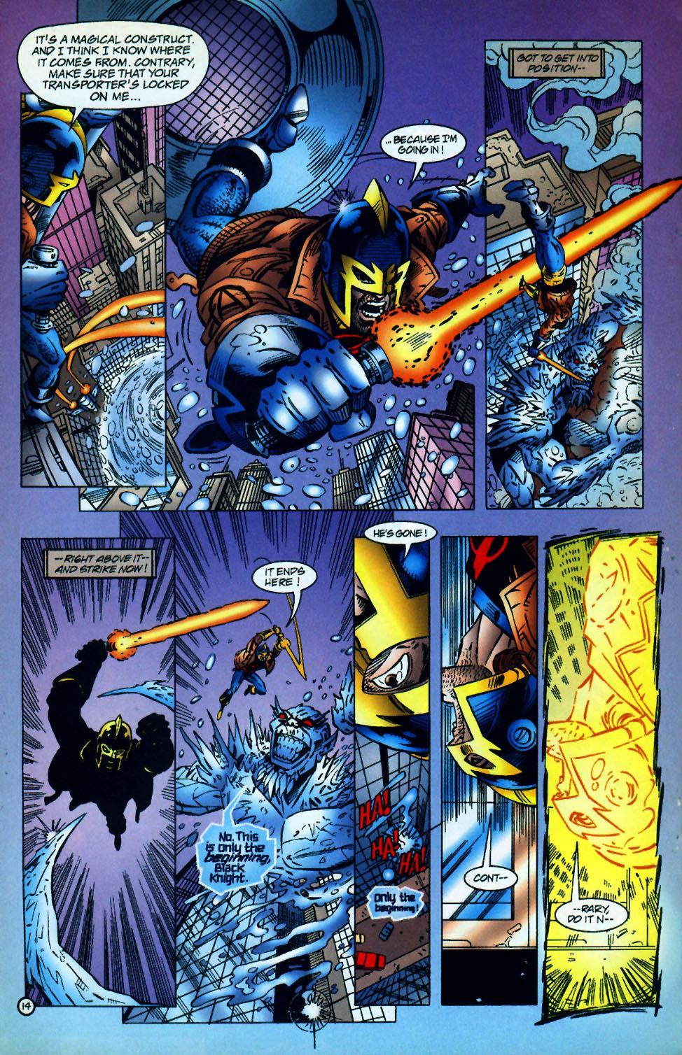Read online UltraForce (1994) comic -  Issue #10 - 15