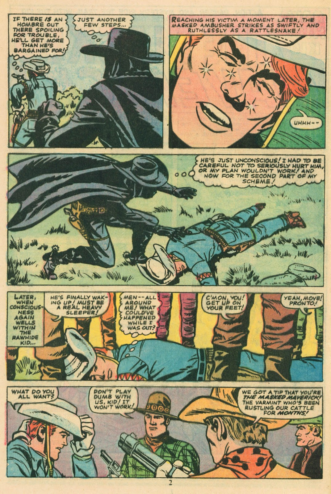 The Rawhide Kid (1955) issue 117 - Page 3