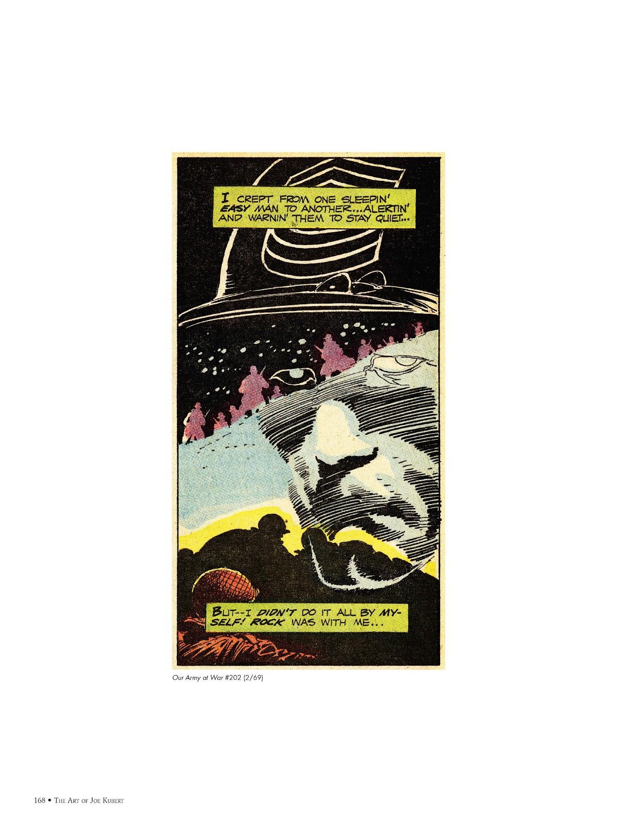 Read online The Art of Joe Kubert comic -  Issue # TPB (Part 2) - 68