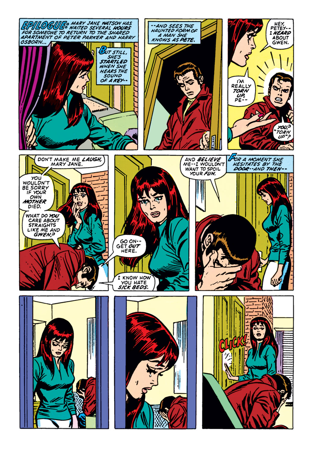 The Amazing Spider-Man (1963) 122 Page 20
