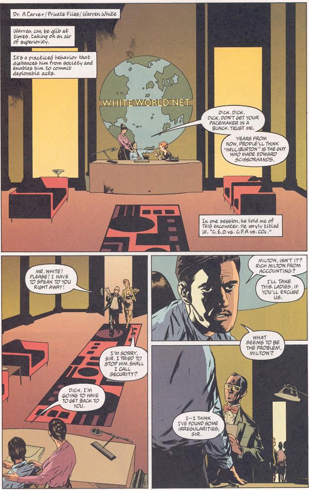 Read online Arkham Asylum: Living Hell comic -  Issue #2 - 5