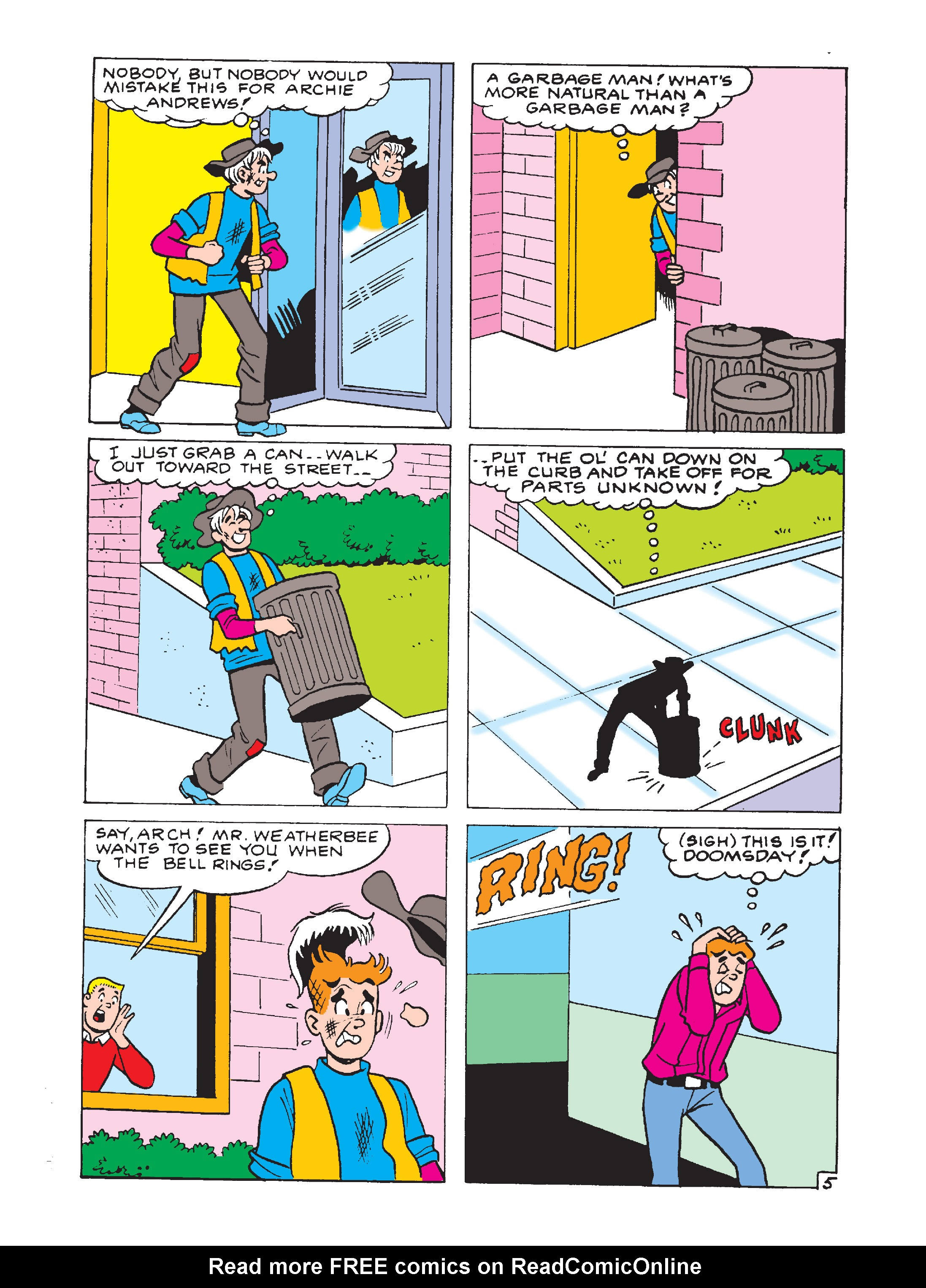 Read online Archie 1000 Page Comics Bonanza comic -  Issue #1 (Part 1) - 29