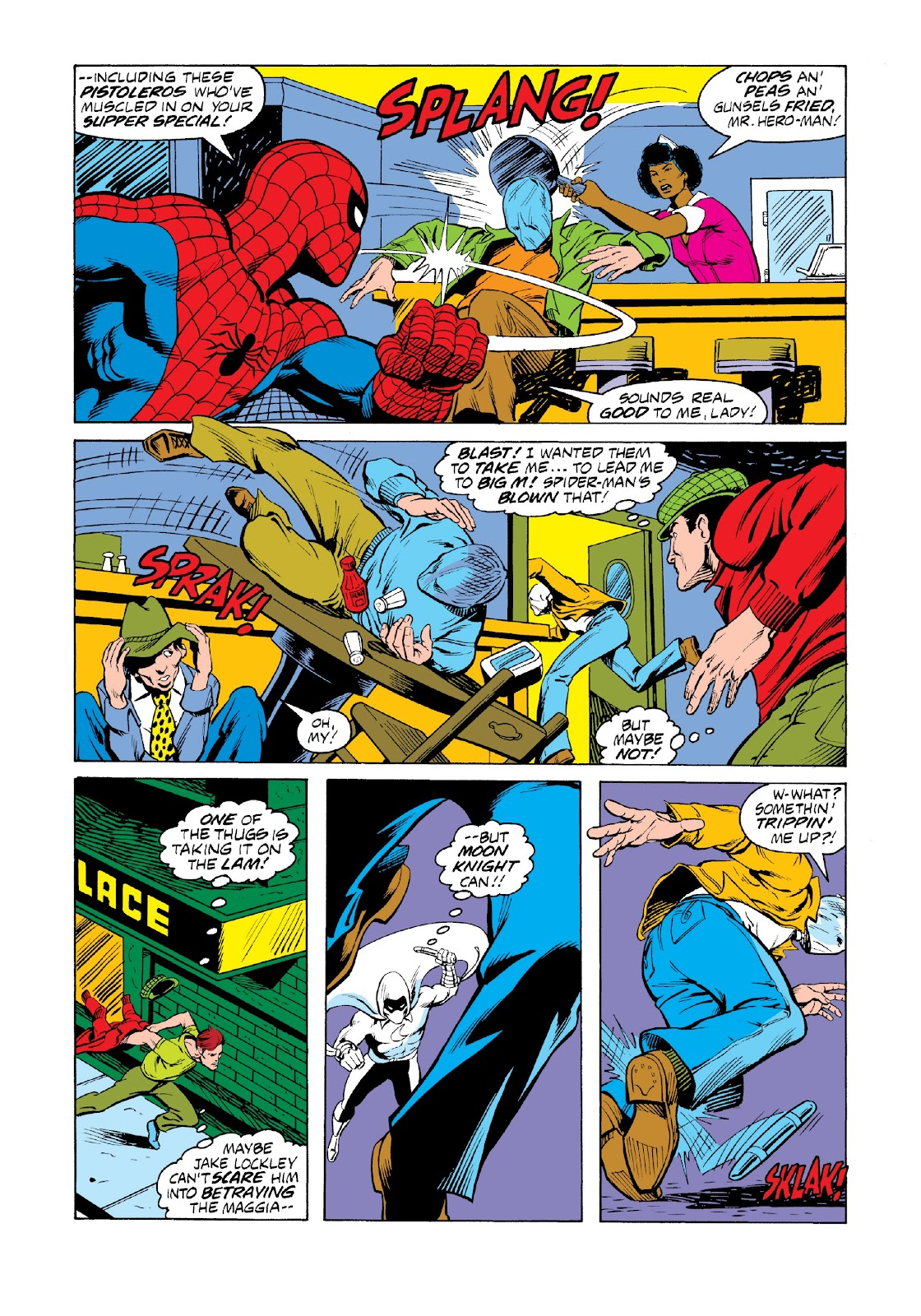 Read online Marvel Masterworks: The Spectacular Spider-Man comic -  Issue # TPB 2 (Part 2) - 29