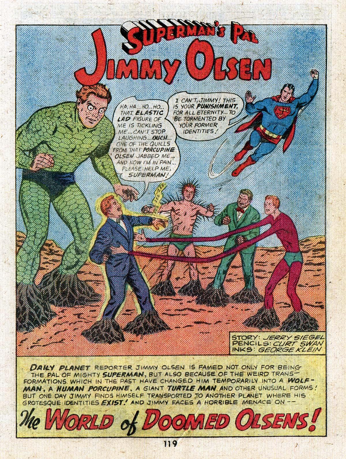 Read online Adventure Comics (1938) comic -  Issue #500 - 119
