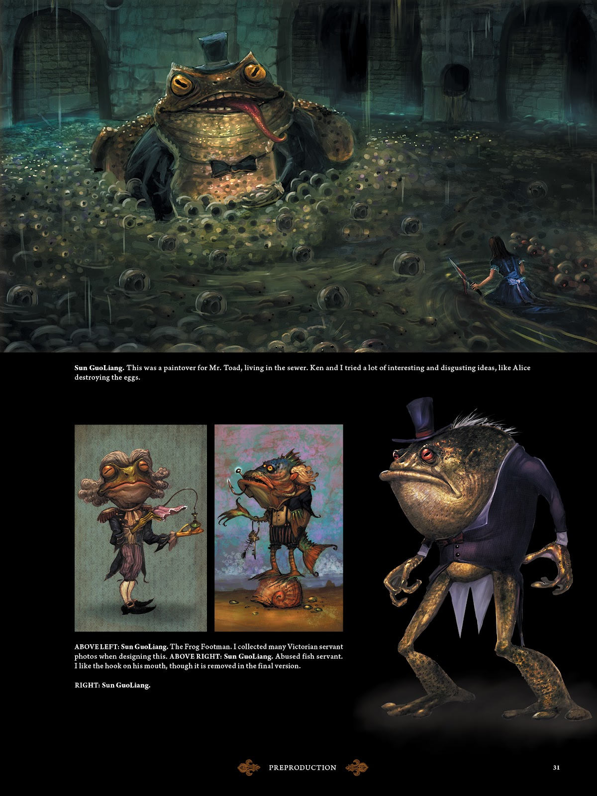 Read online The Art of Alice: Madness Returns comic -  Issue # TPB (Part 1) - 30