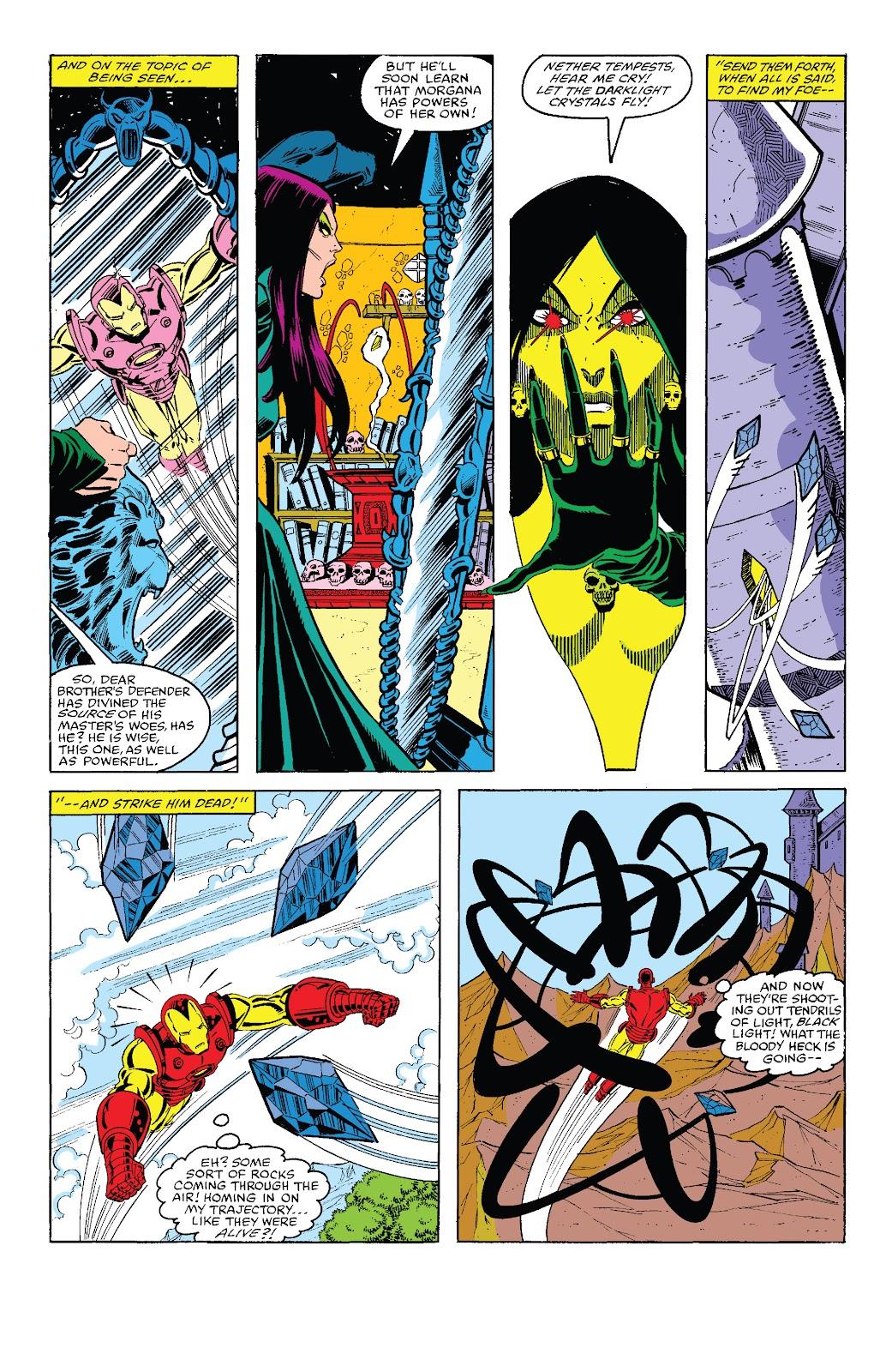 Read online Marvel Tales: Iron Man comic -  Issue # Full - 64