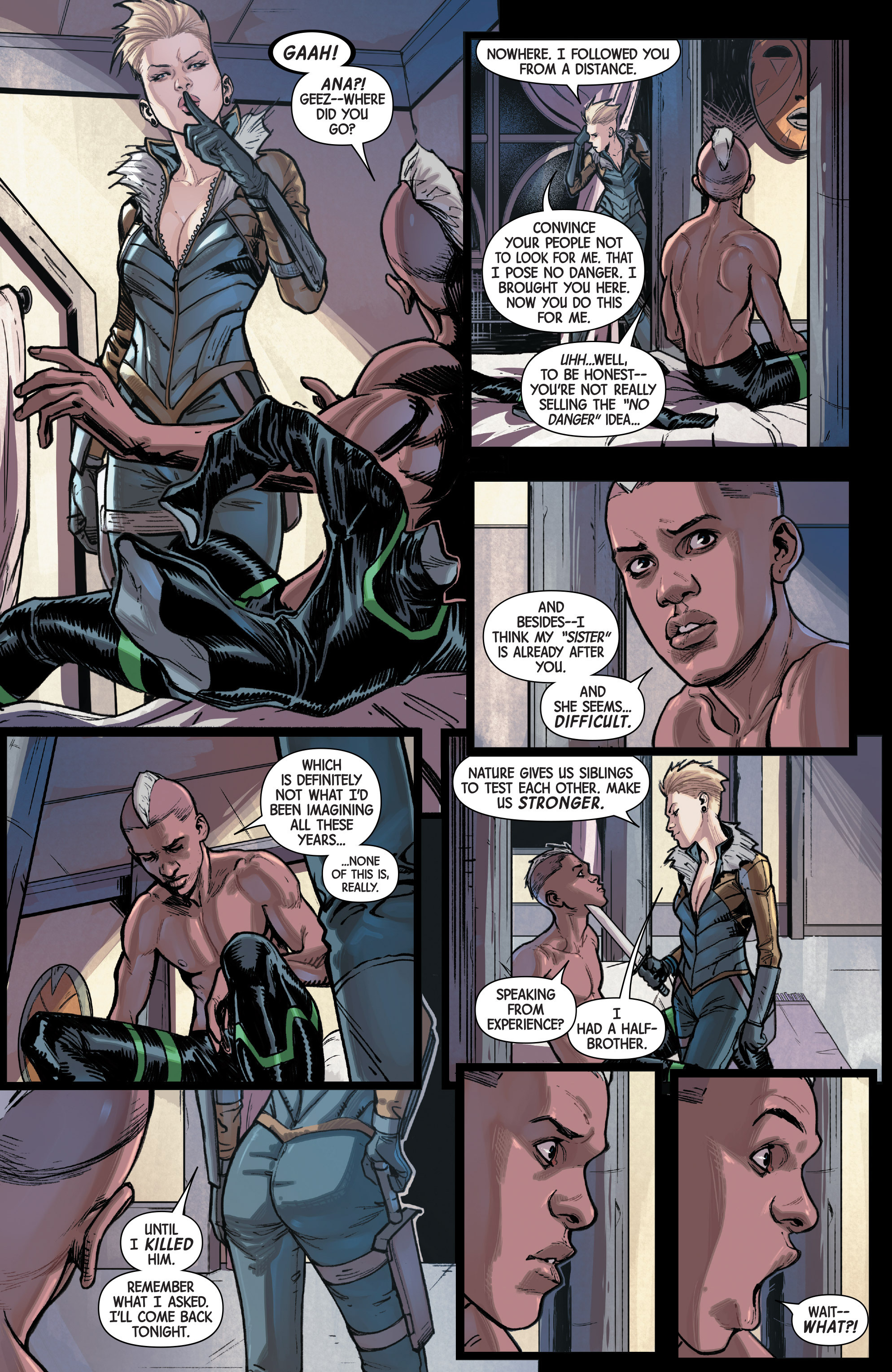 Read online All-New Inhumans comic -  Issue #8 - 6