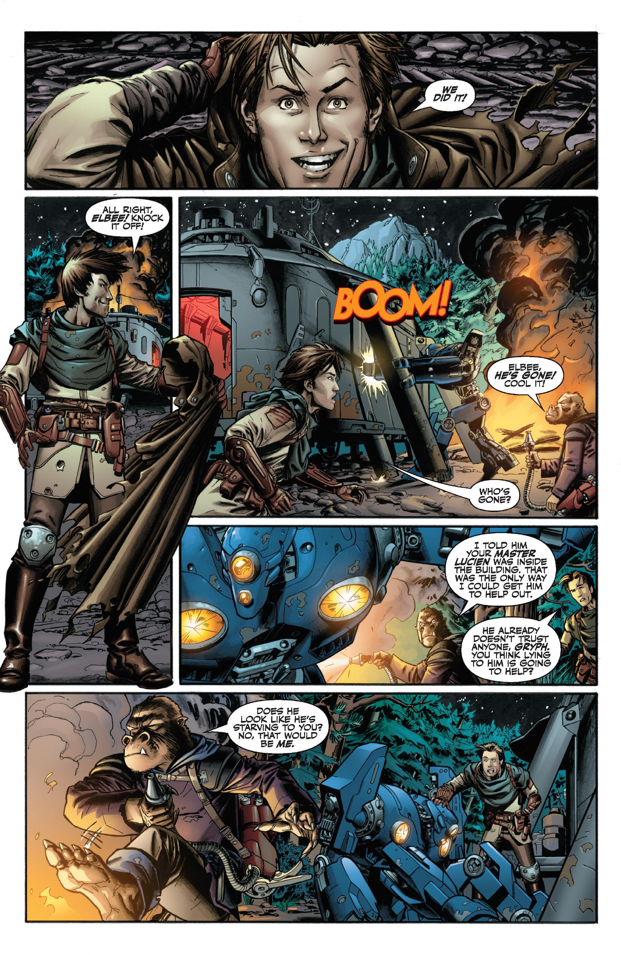 Read online Star Wars Omnibus comic -  Issue # Vol. 29 - 148