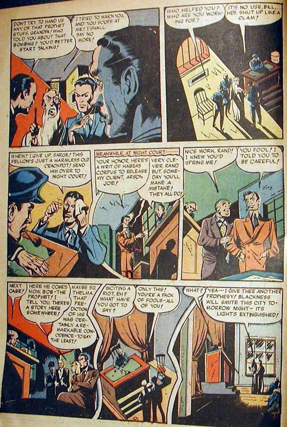 Hangman Comics issue 5 - Page 6