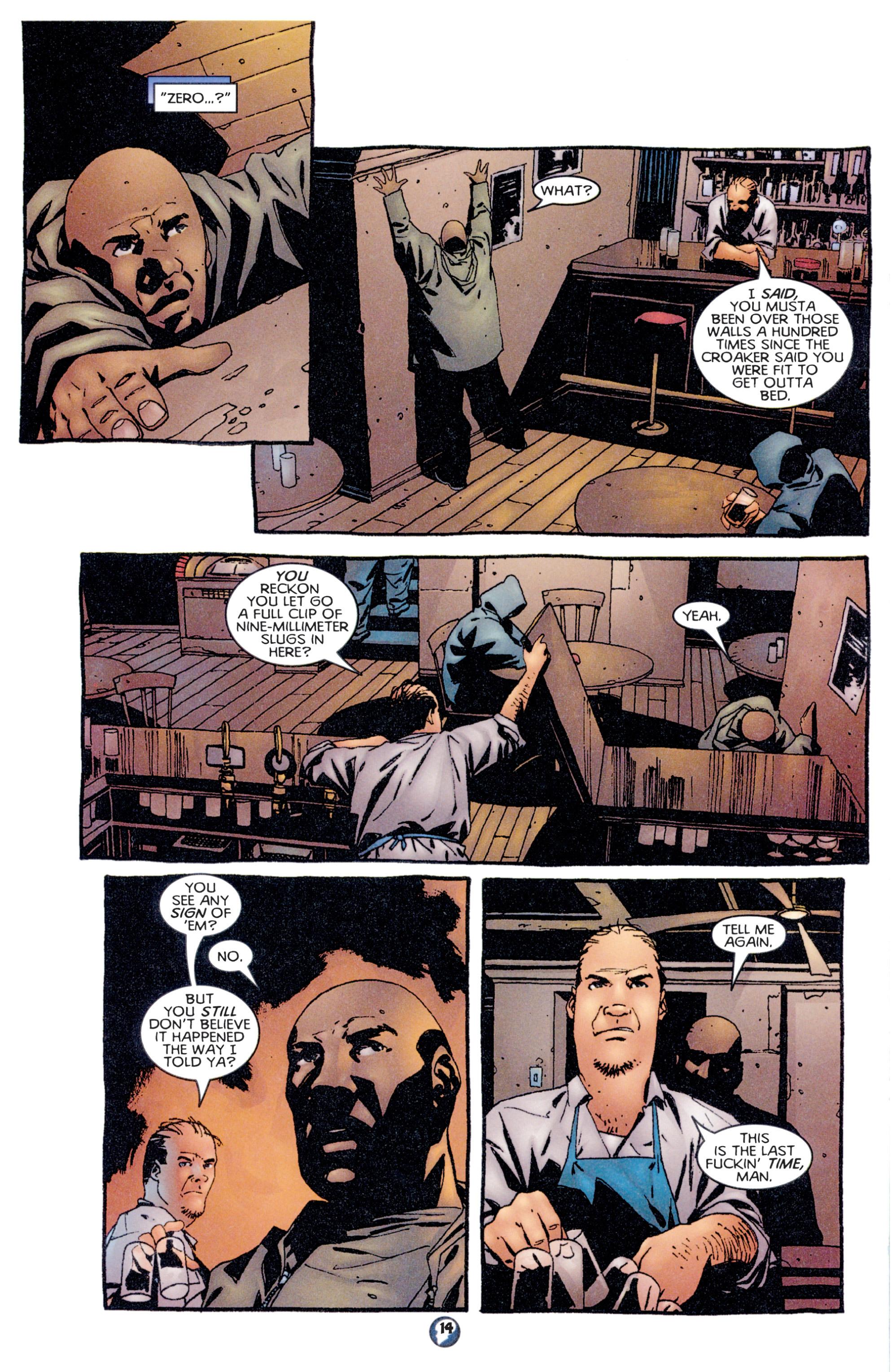 Read online Shadowman (1997) comic -  Issue #5 - 13