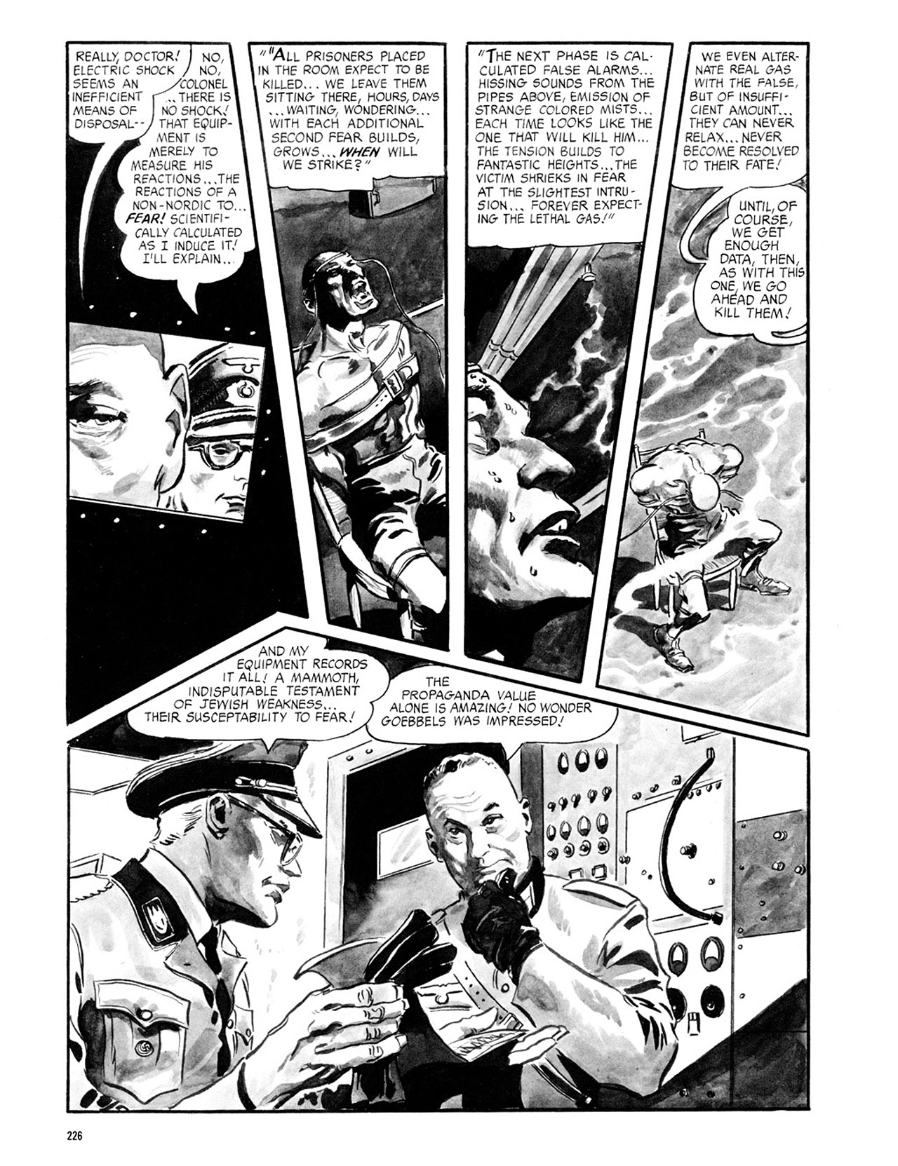 Read online Eerie Archives comic -  Issue # TPB 2 - 227