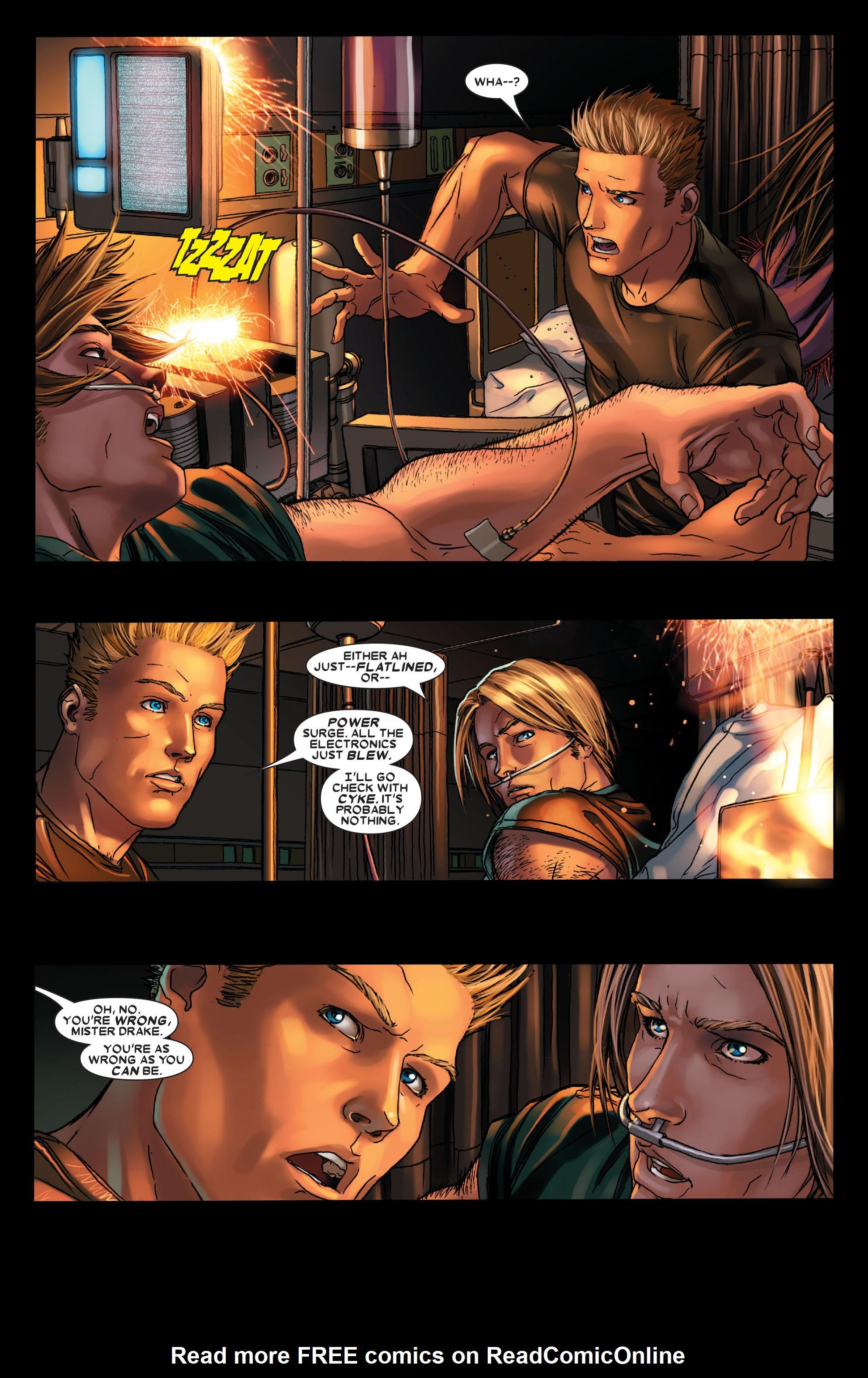 X-Men (1991) 204 Page 20