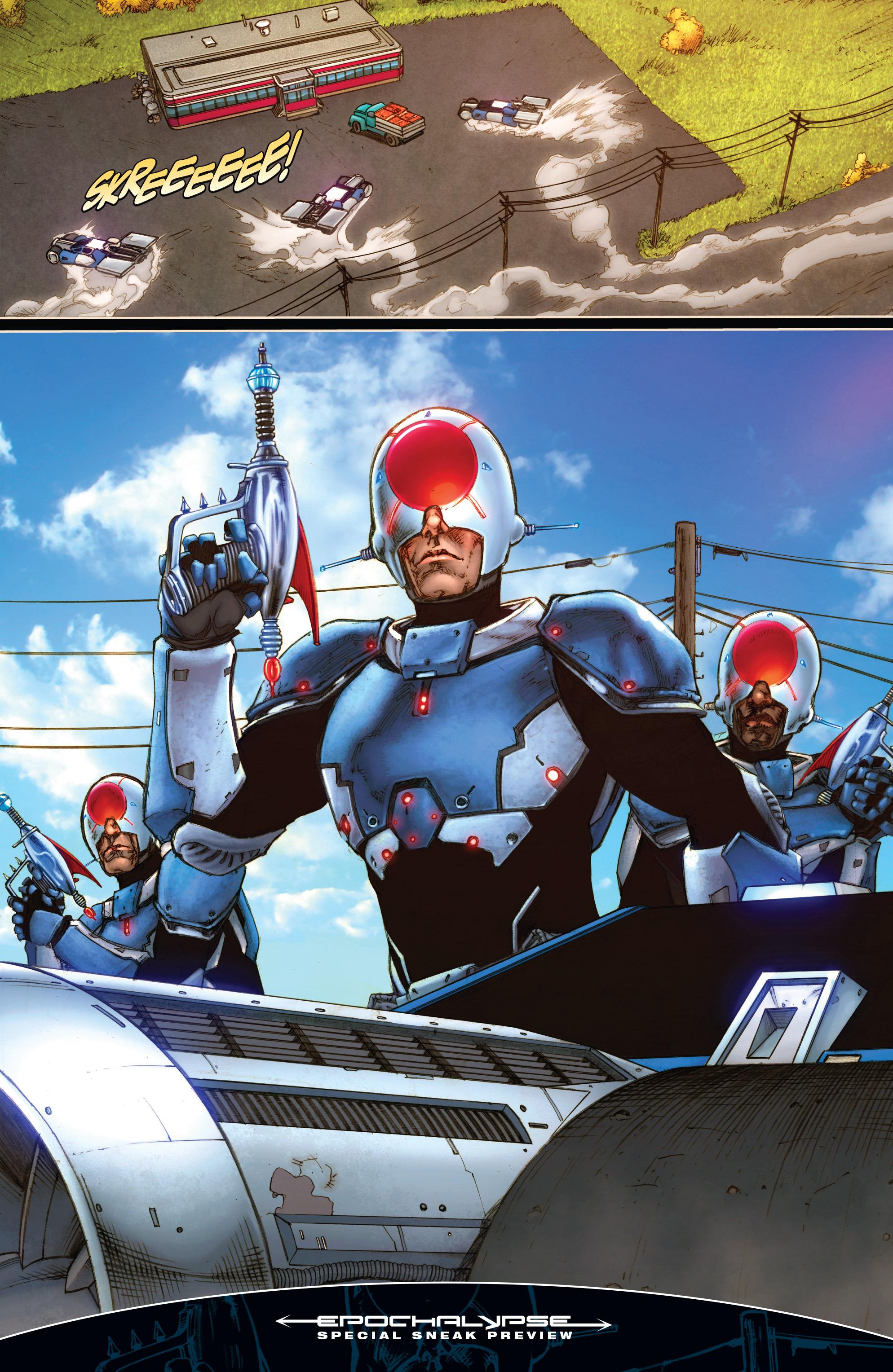 Read online Annihilator comic -  Issue #1 - 34