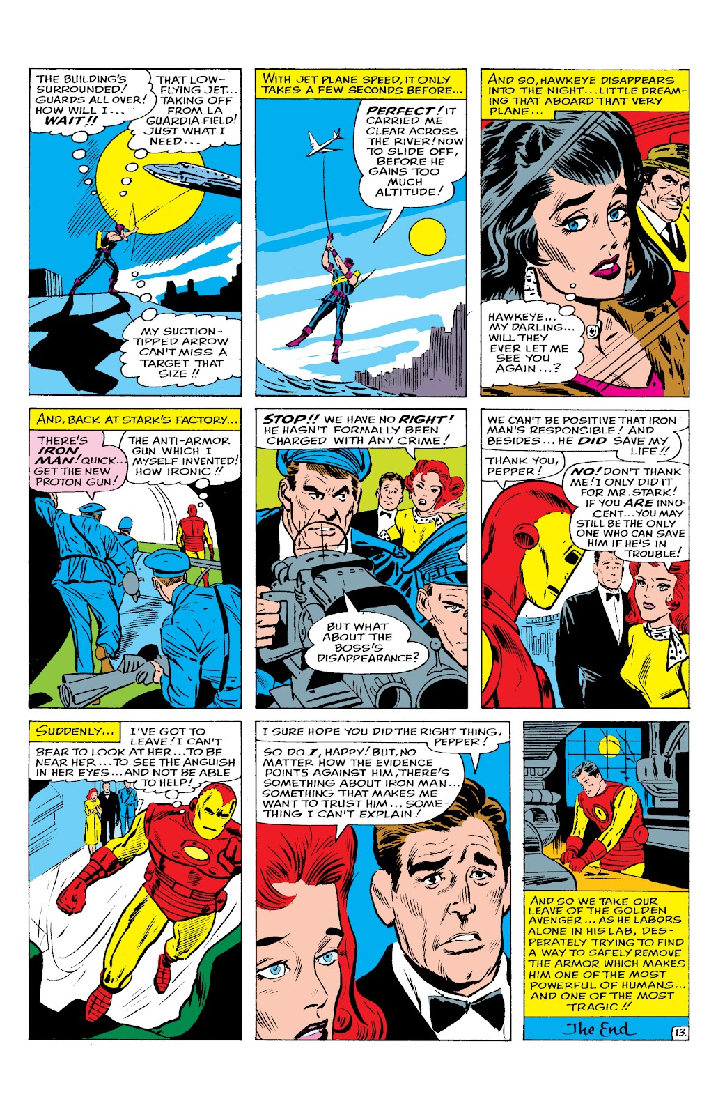 Read online Marvel Masterworks: The Invincible Iron Man comic -  Issue # TPB 2 (Part 2) - 69