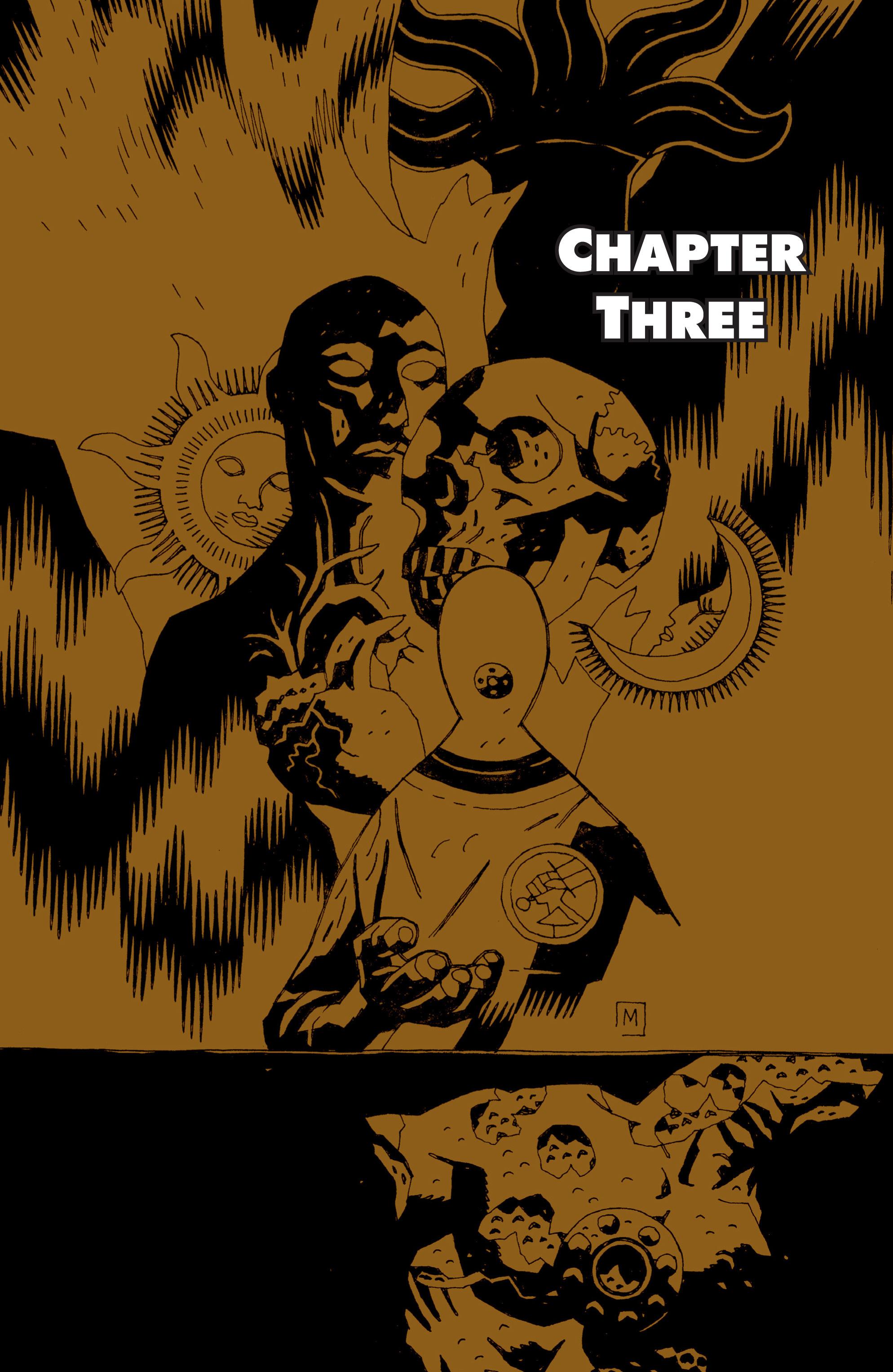 Read online B.P.R.D. (2003) comic -  Issue # TPB 6 - 59