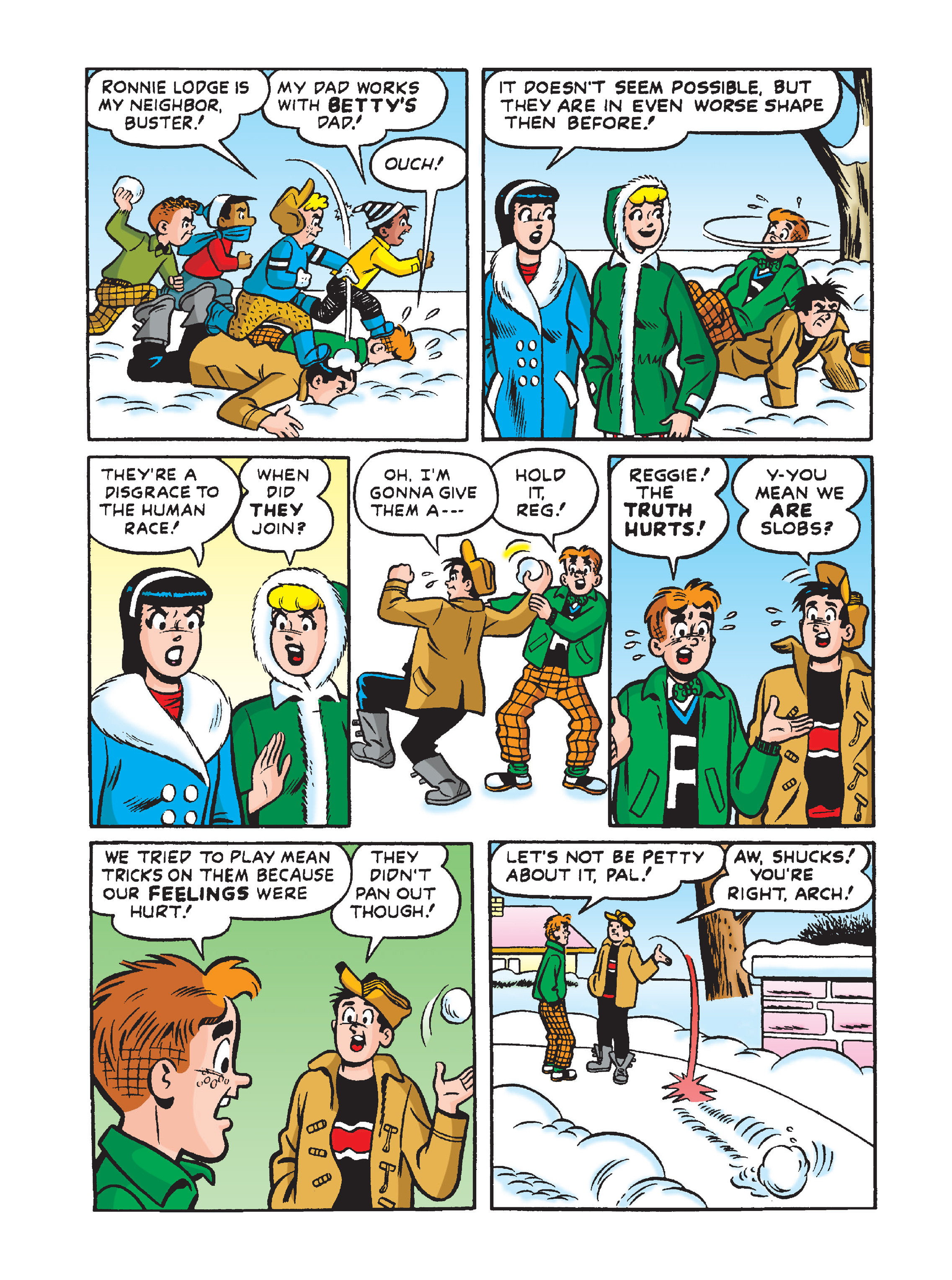 Read online Archie Comics Super Special comic -  Issue #7 - 42