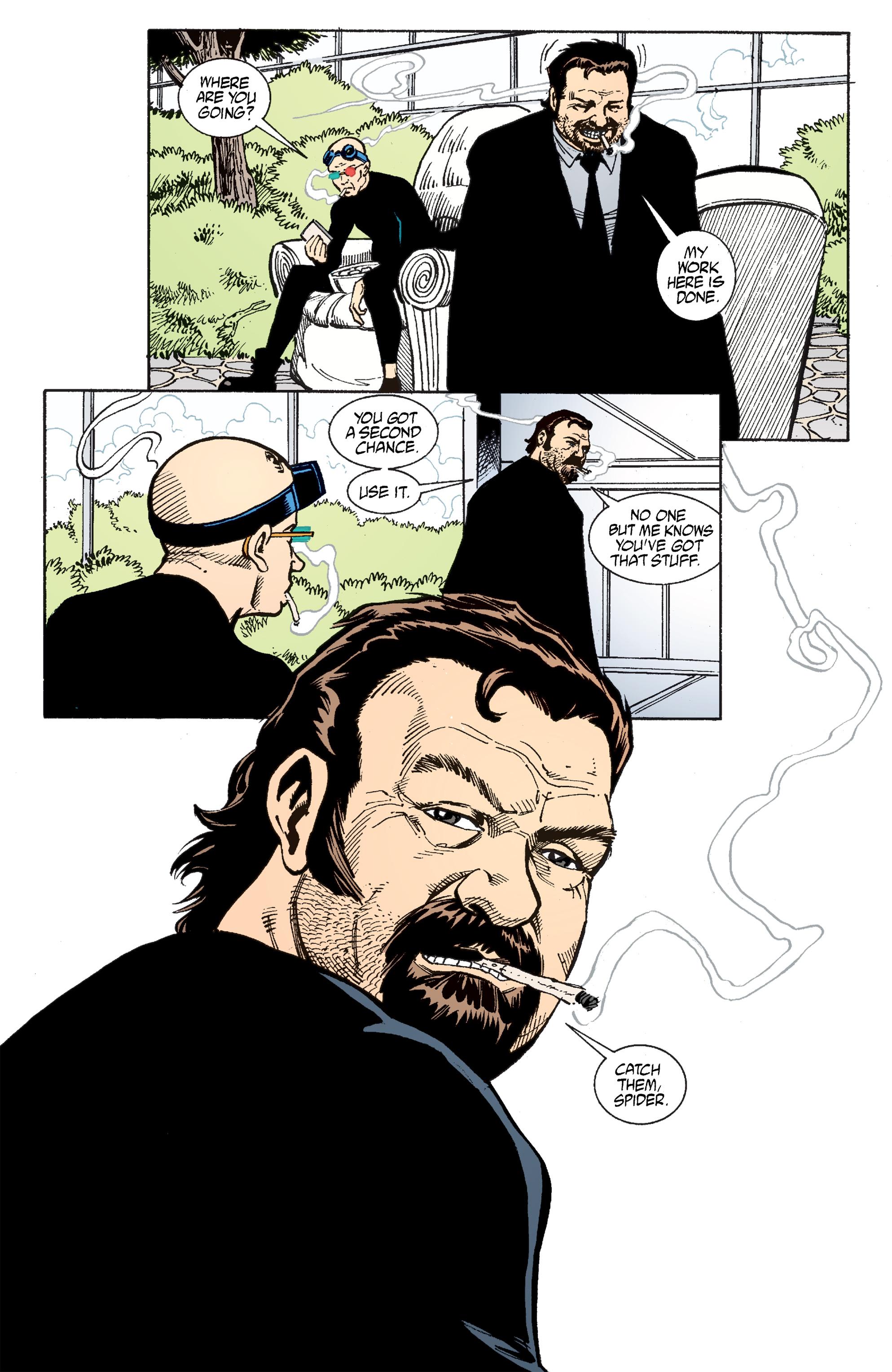 Read online Transmetropolitan comic -  Issue #51 - 21