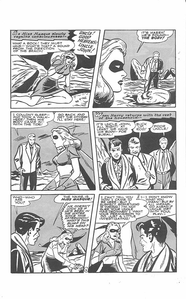 Read online Golden-Age Men of Mystery comic -  Issue #5 - 15