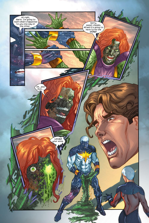 Captain Marvel (2002) Issue #19 #19 - English 21