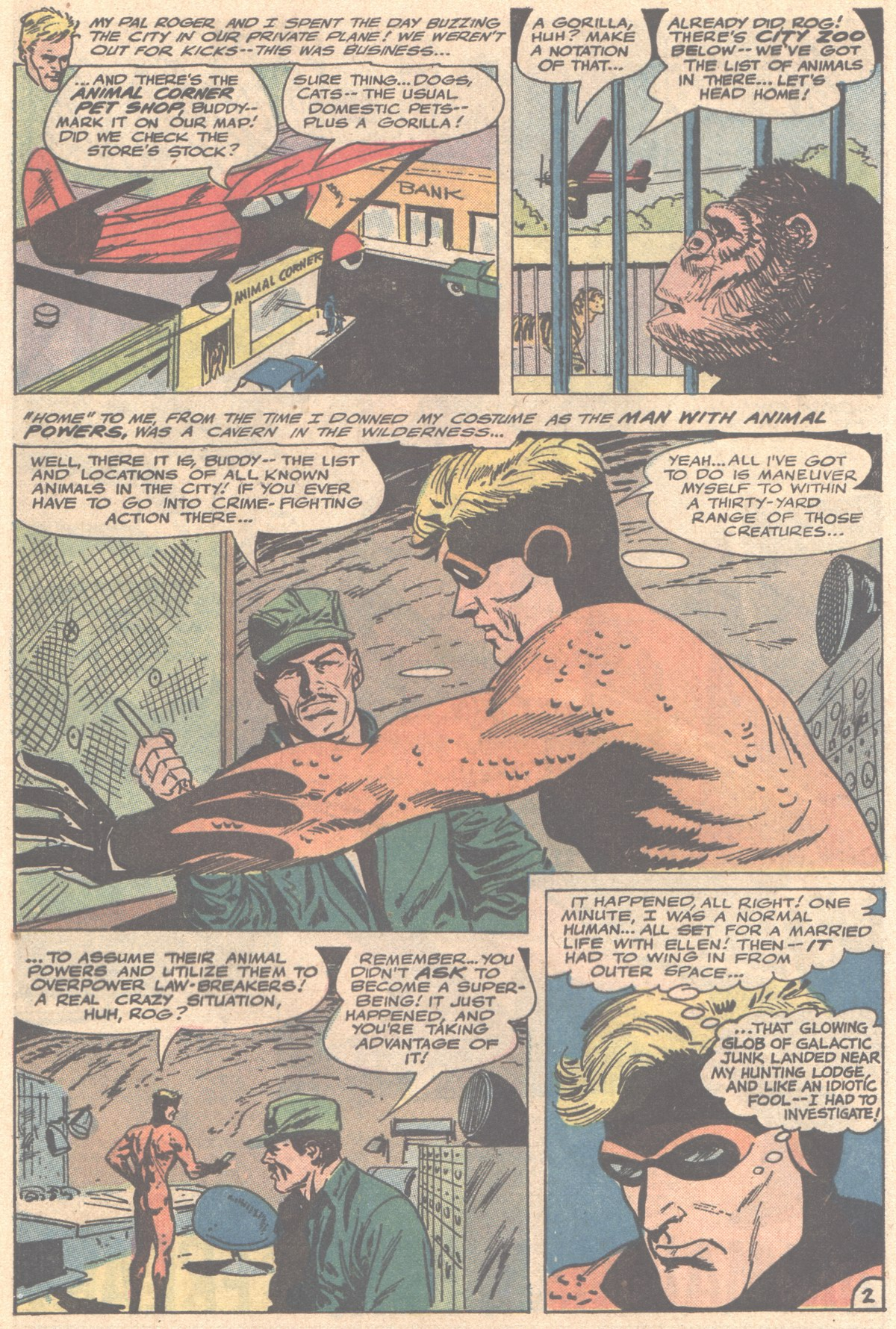 Read online Adventure Comics (1938) comic -  Issue #420 - 16