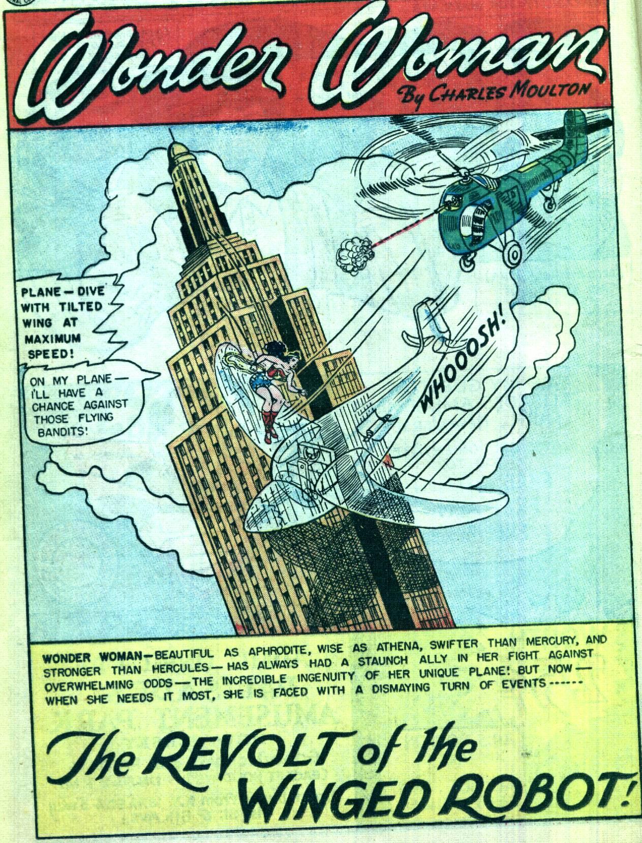Read online Wonder Woman (1942) comic -  Issue #92 - 16
