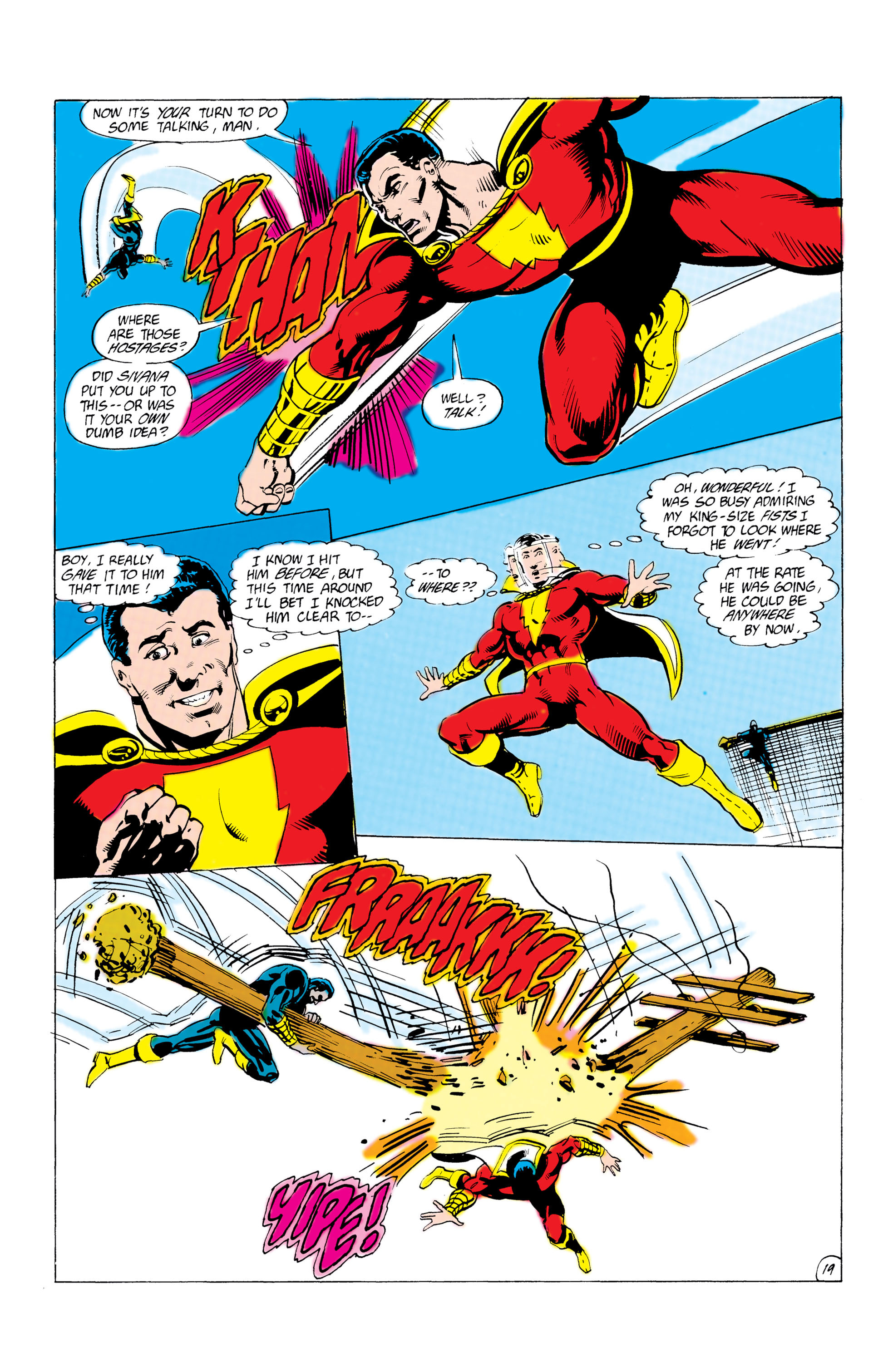 Read online Shazam!: The New Beginning comic -  Issue #3 - 20