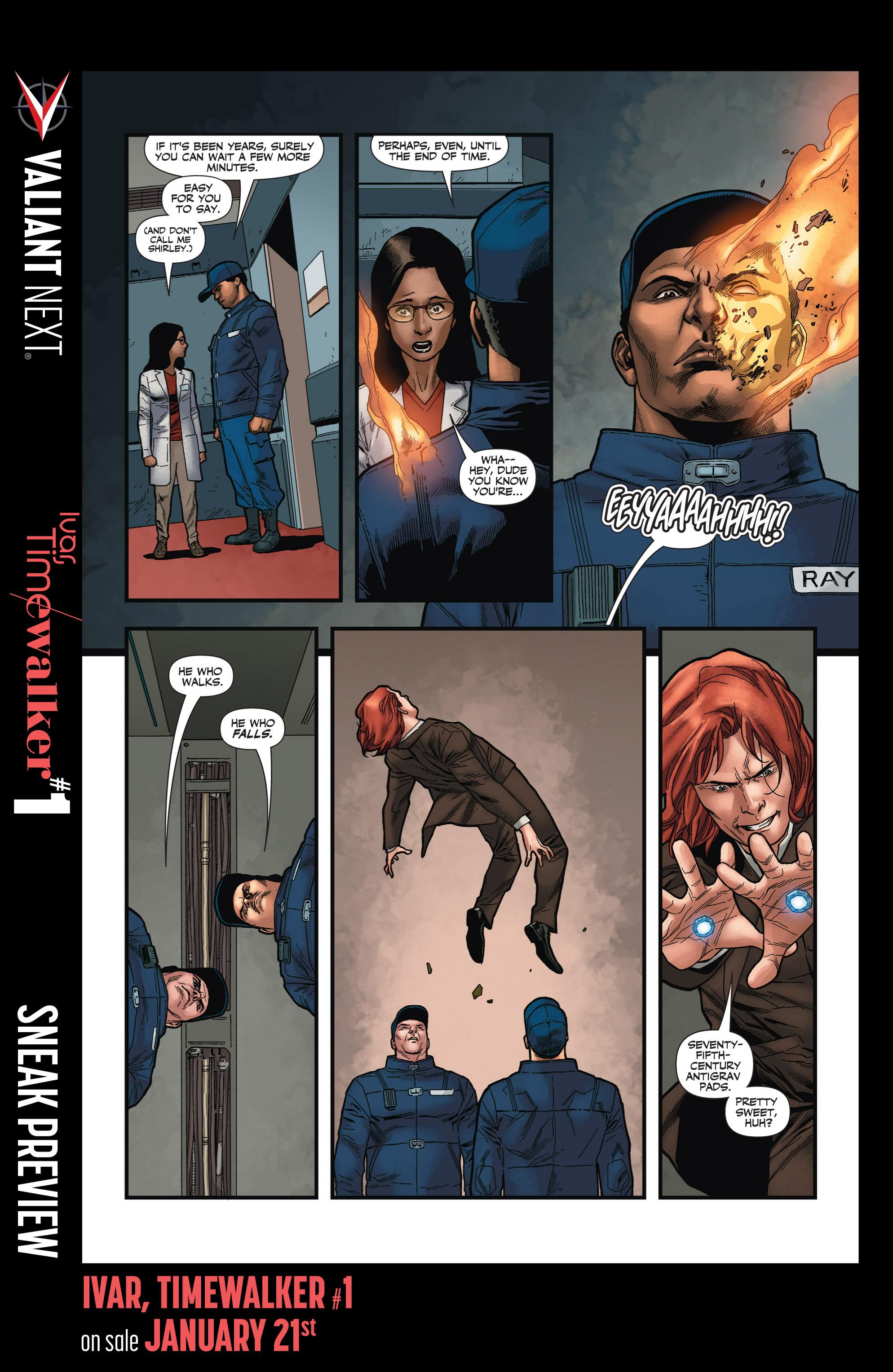 Read online Eternal Warrior: Days of Steel comic -  Issue #2 - 30