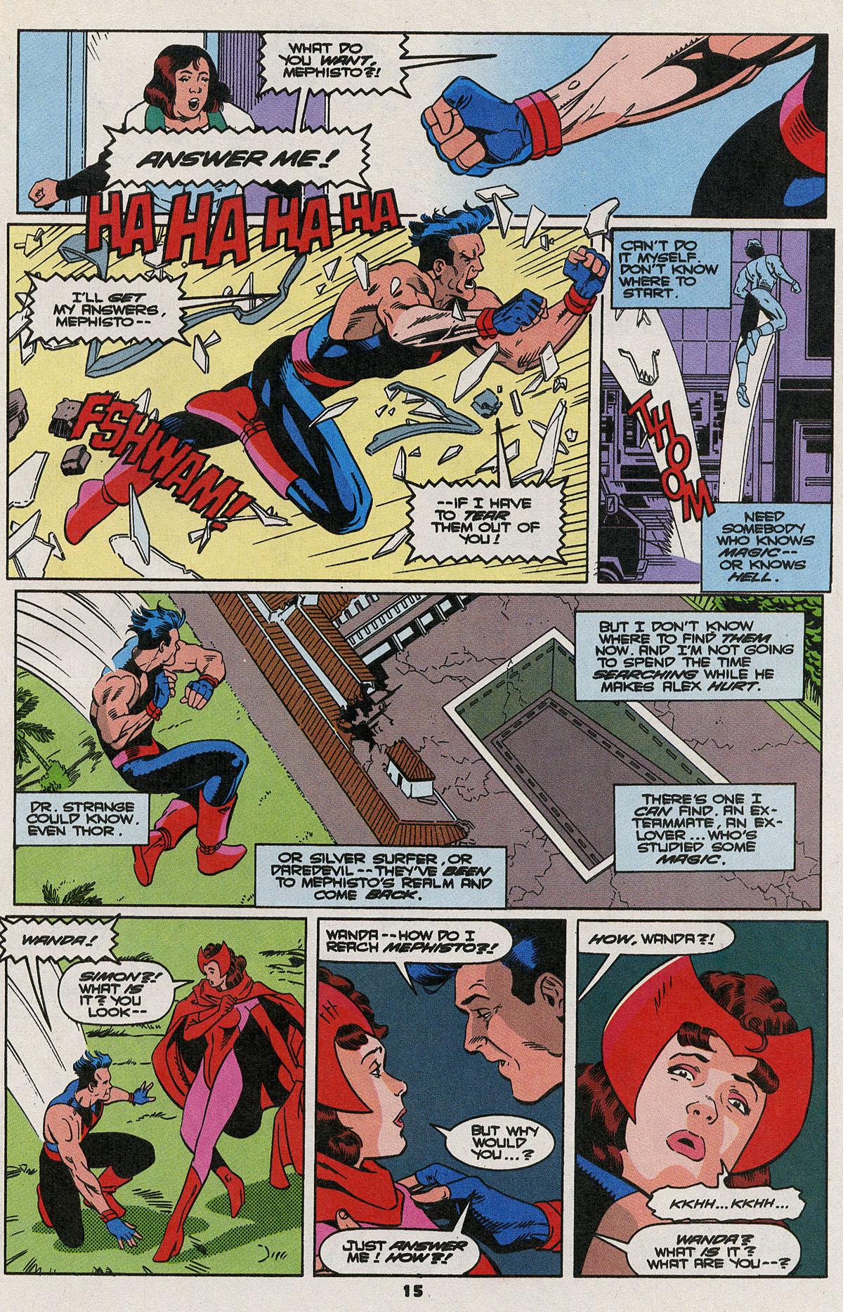 Read online Wonder Man (1991) comic -  Issue #23 - 11