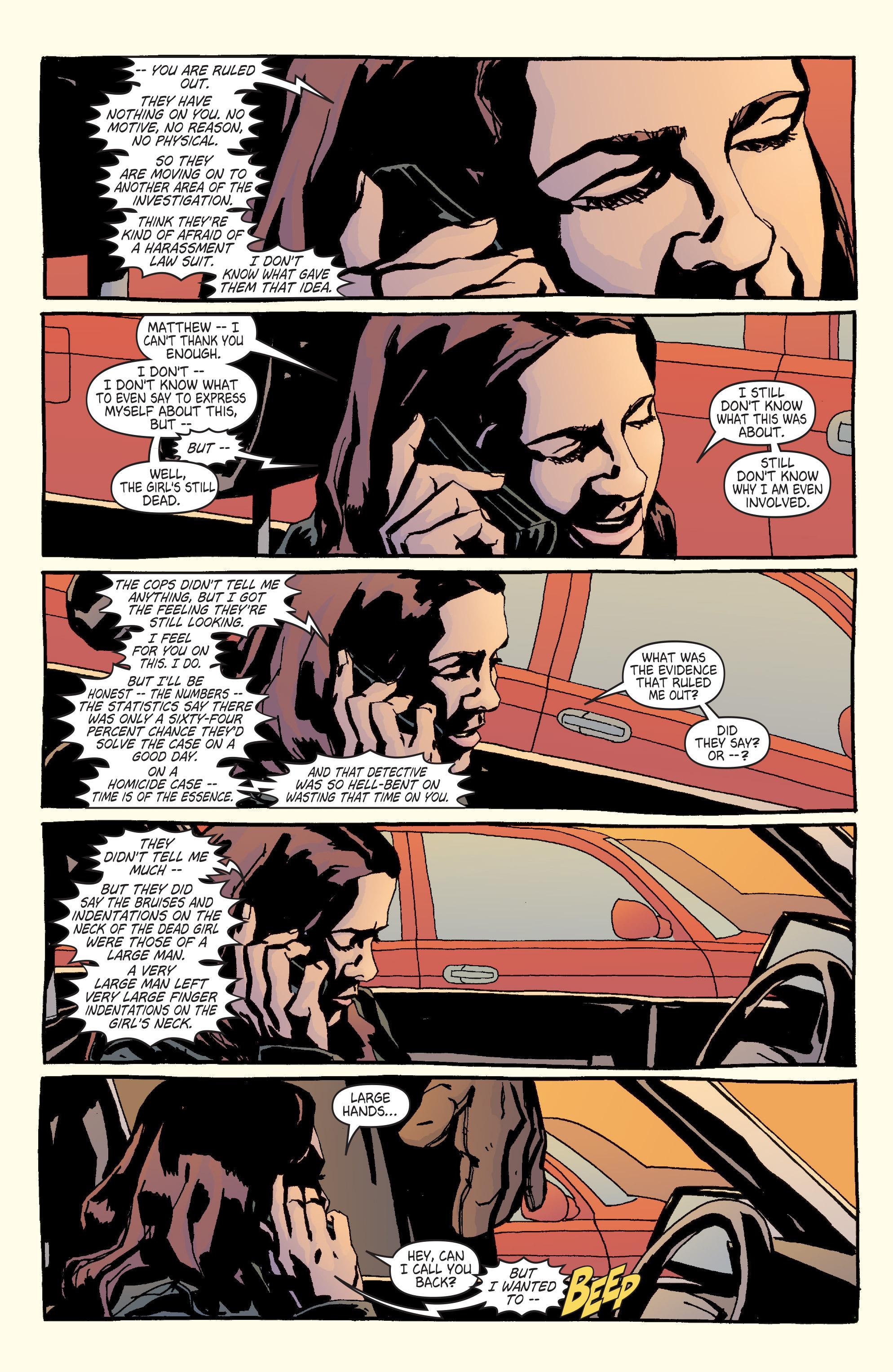 Read online Alias comic -  Issue #4 - 17