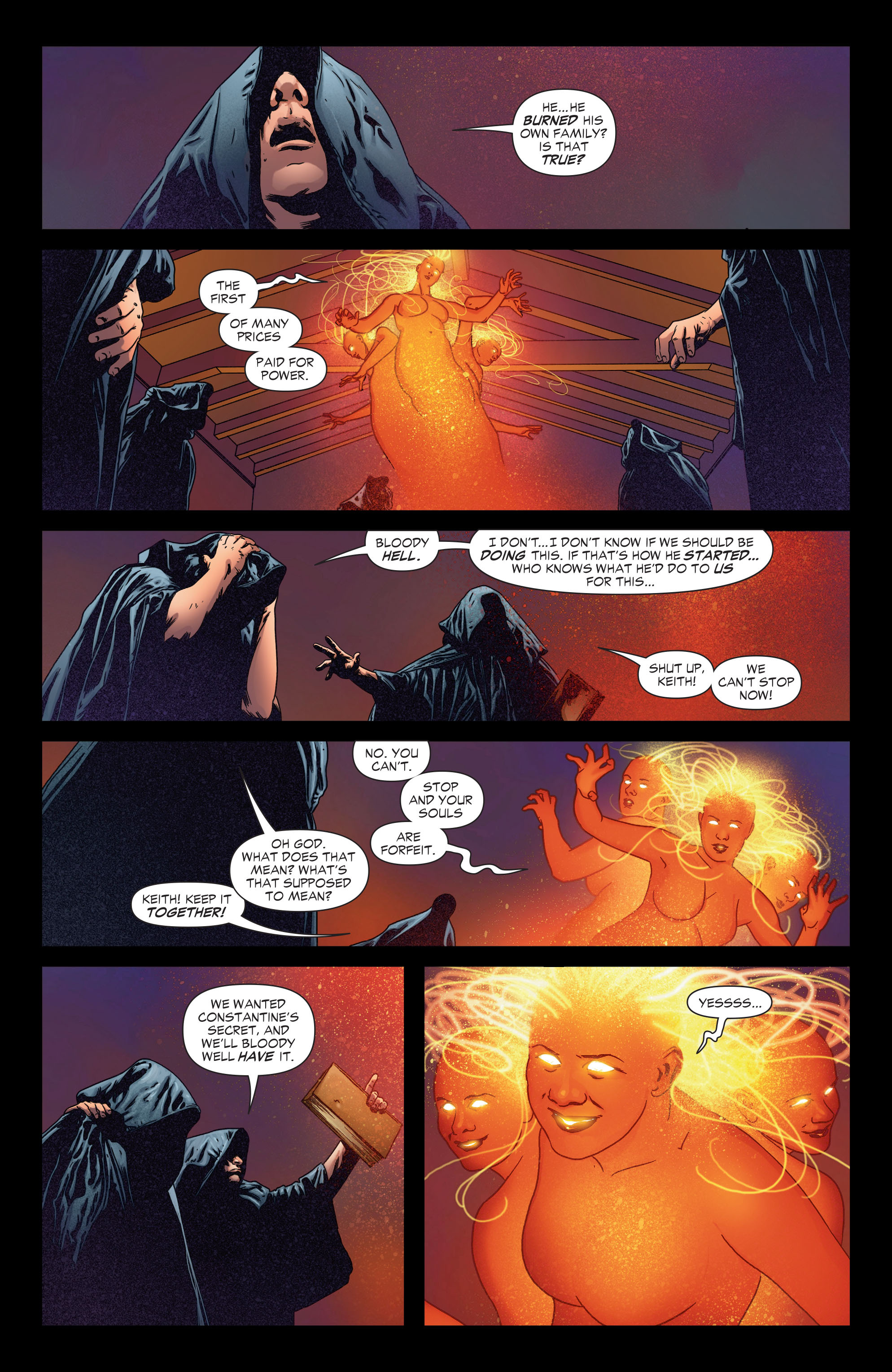 Read online Secret Origins (2014) comic -  Issue #11 - 19