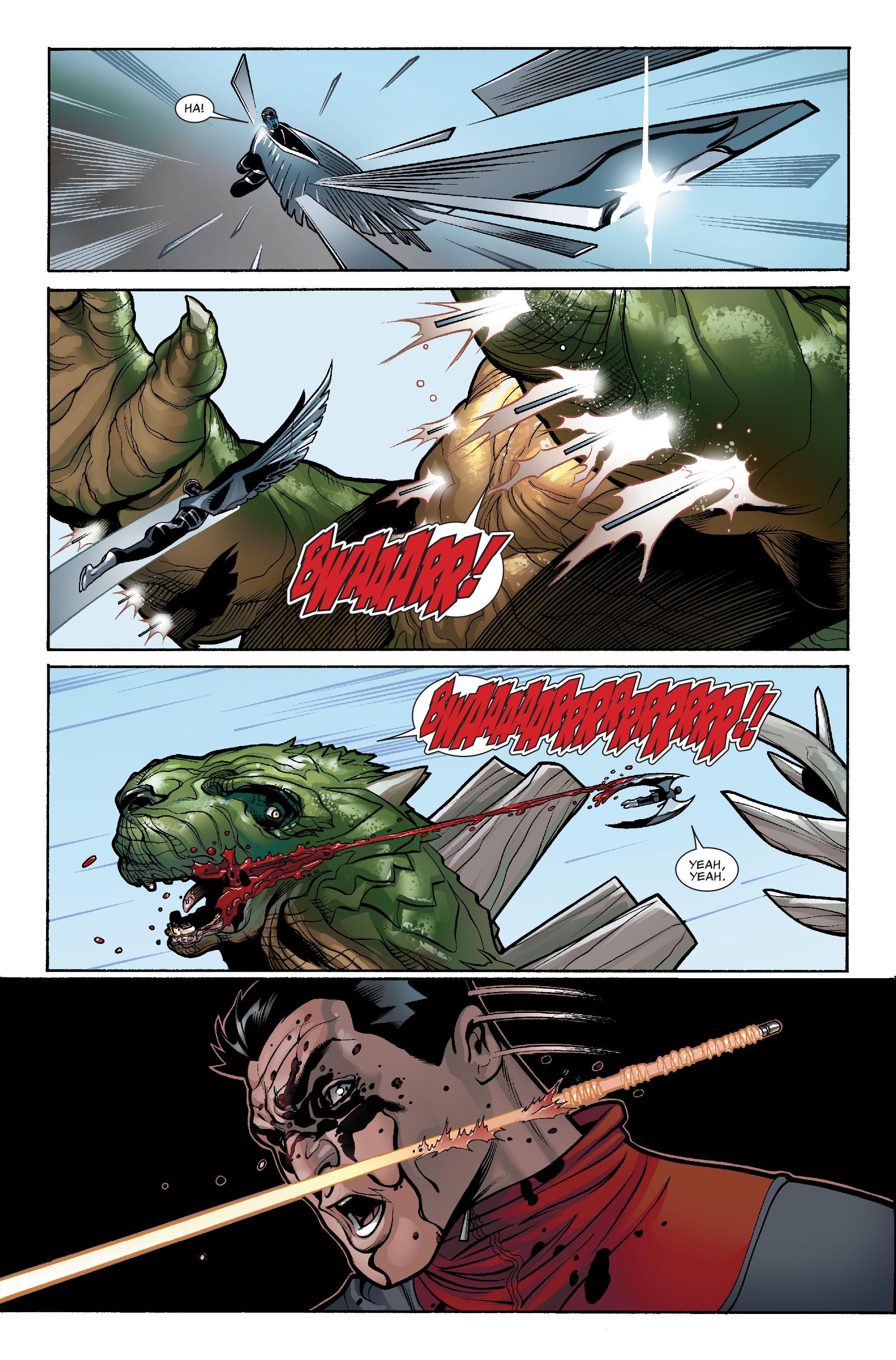 Read online Uncanny X-Men (1963) comic -  Issue #507 - 13